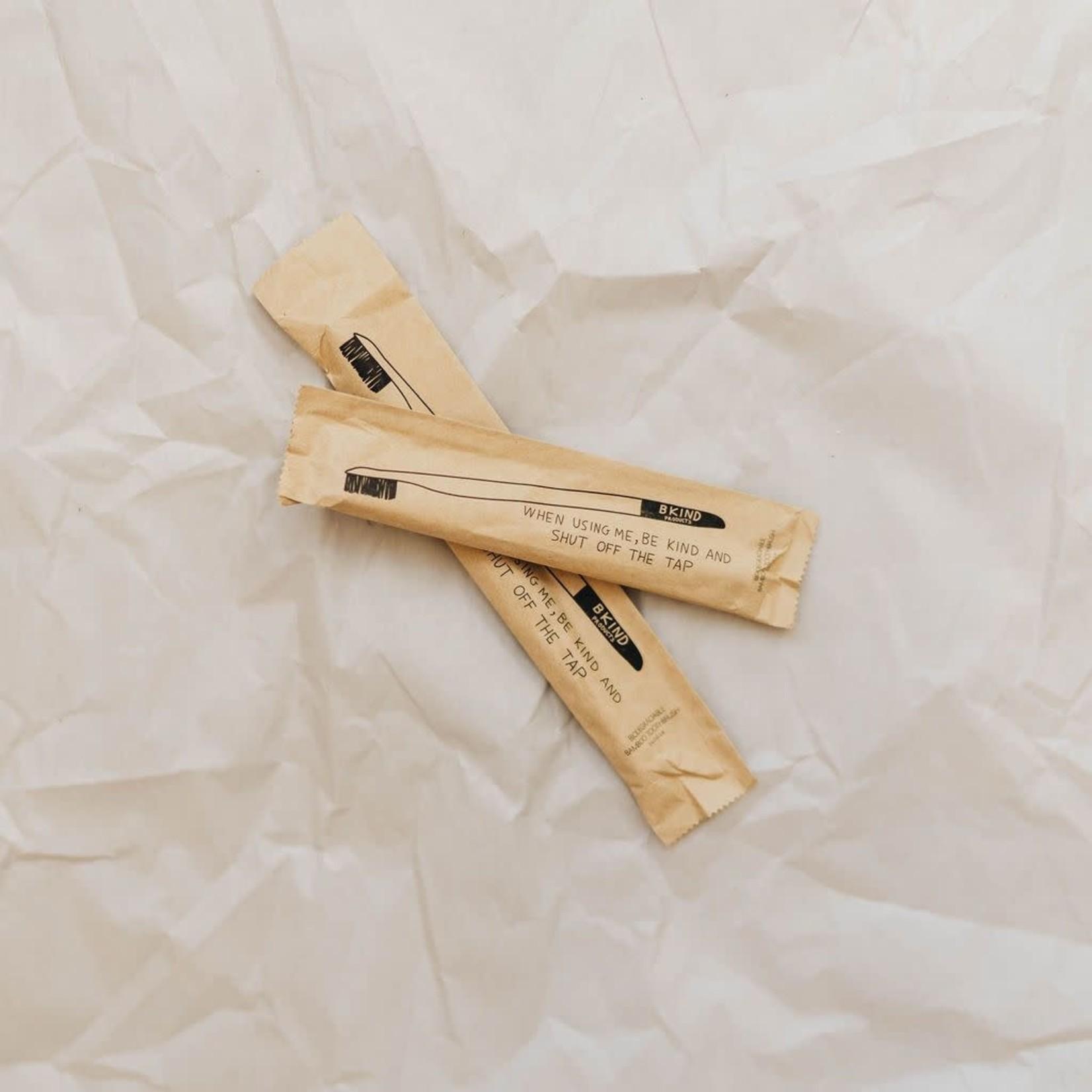 BKIND BKIND Brosse à dents en bambou
