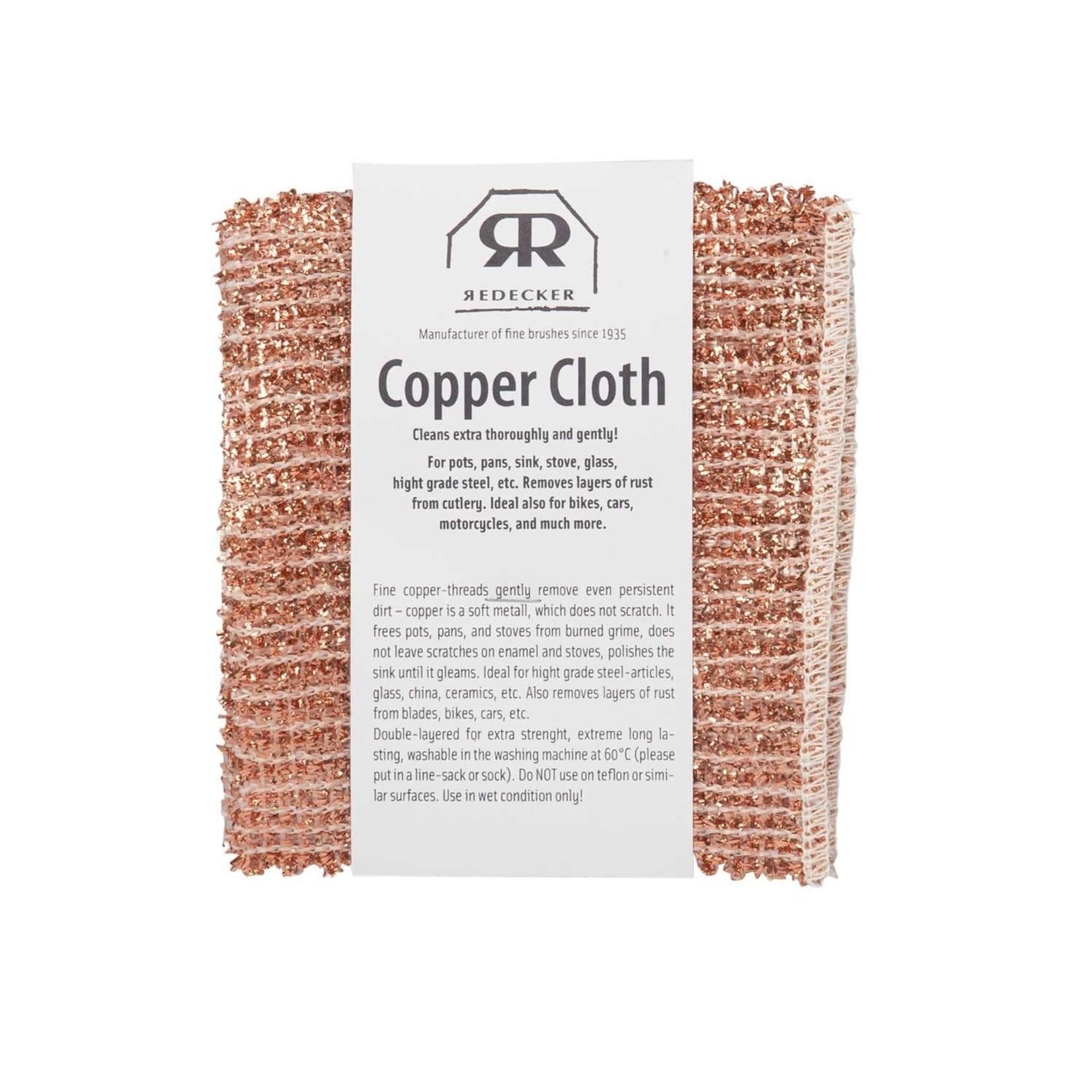 Torchon en fil de cuivre