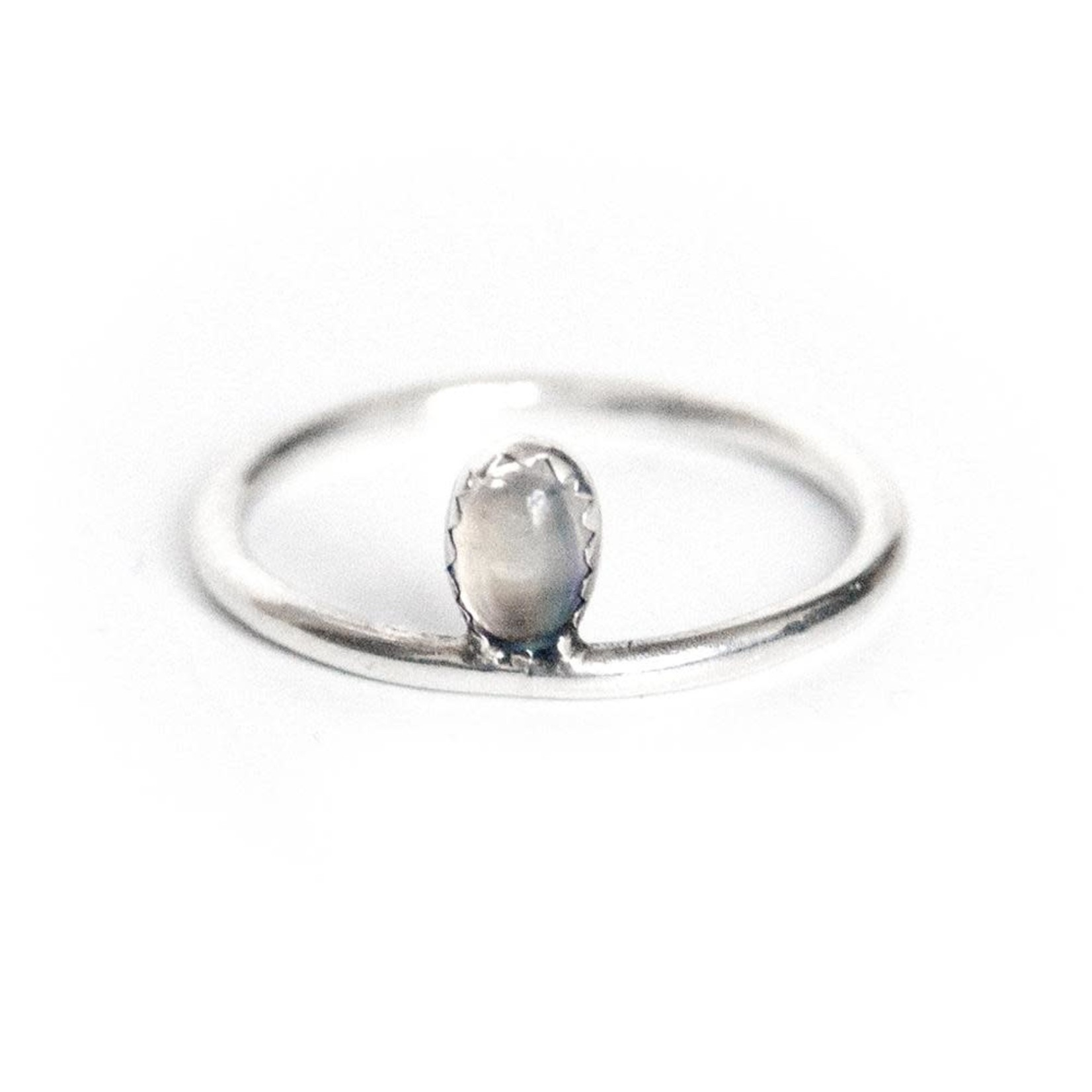 Welldunn jewelry Welldunn bague MOUNIA argent
