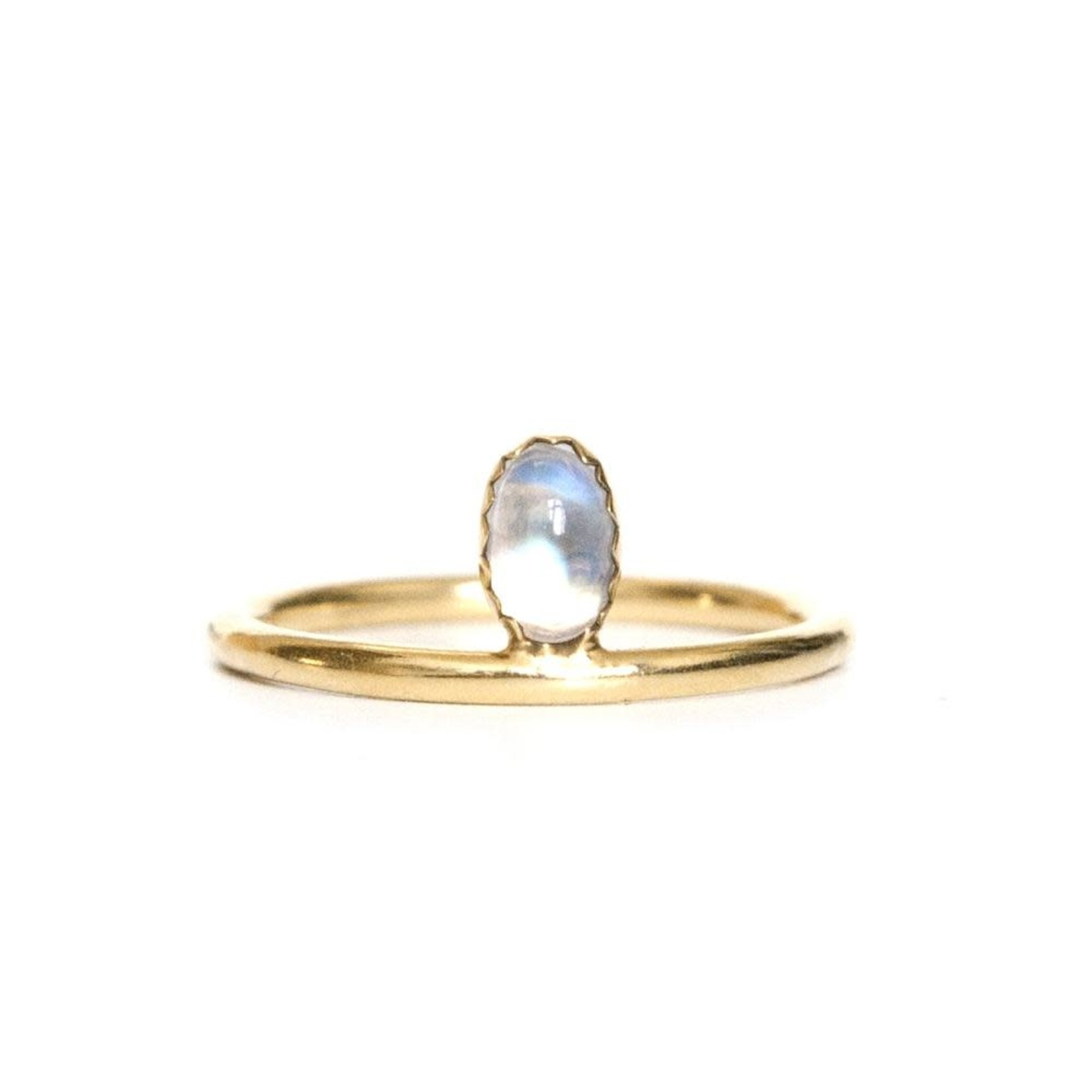 Welldunn jewelry Welldunn bague MOUNIA or