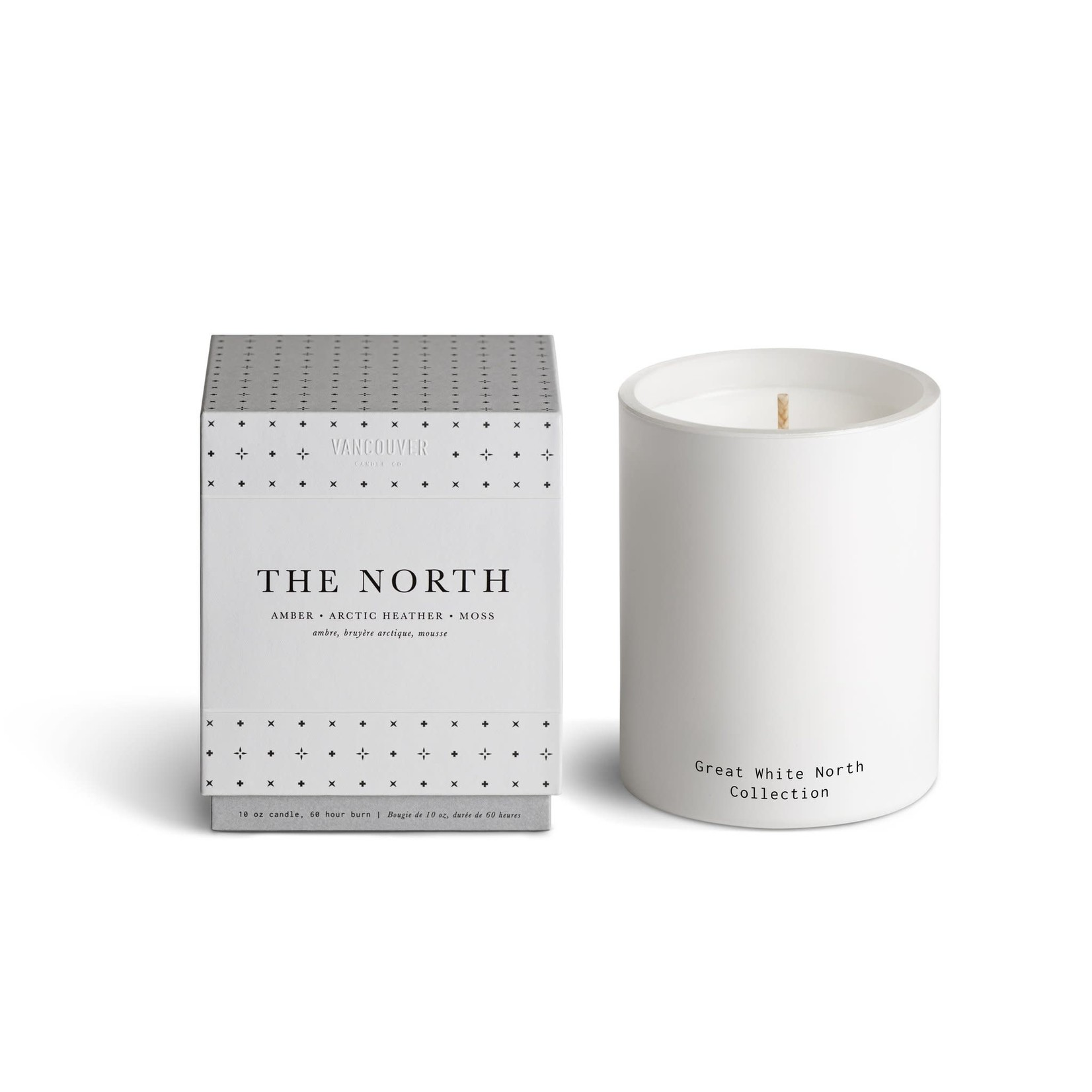 Vancouver Candle VANCOUVER - bougie THE NORTH