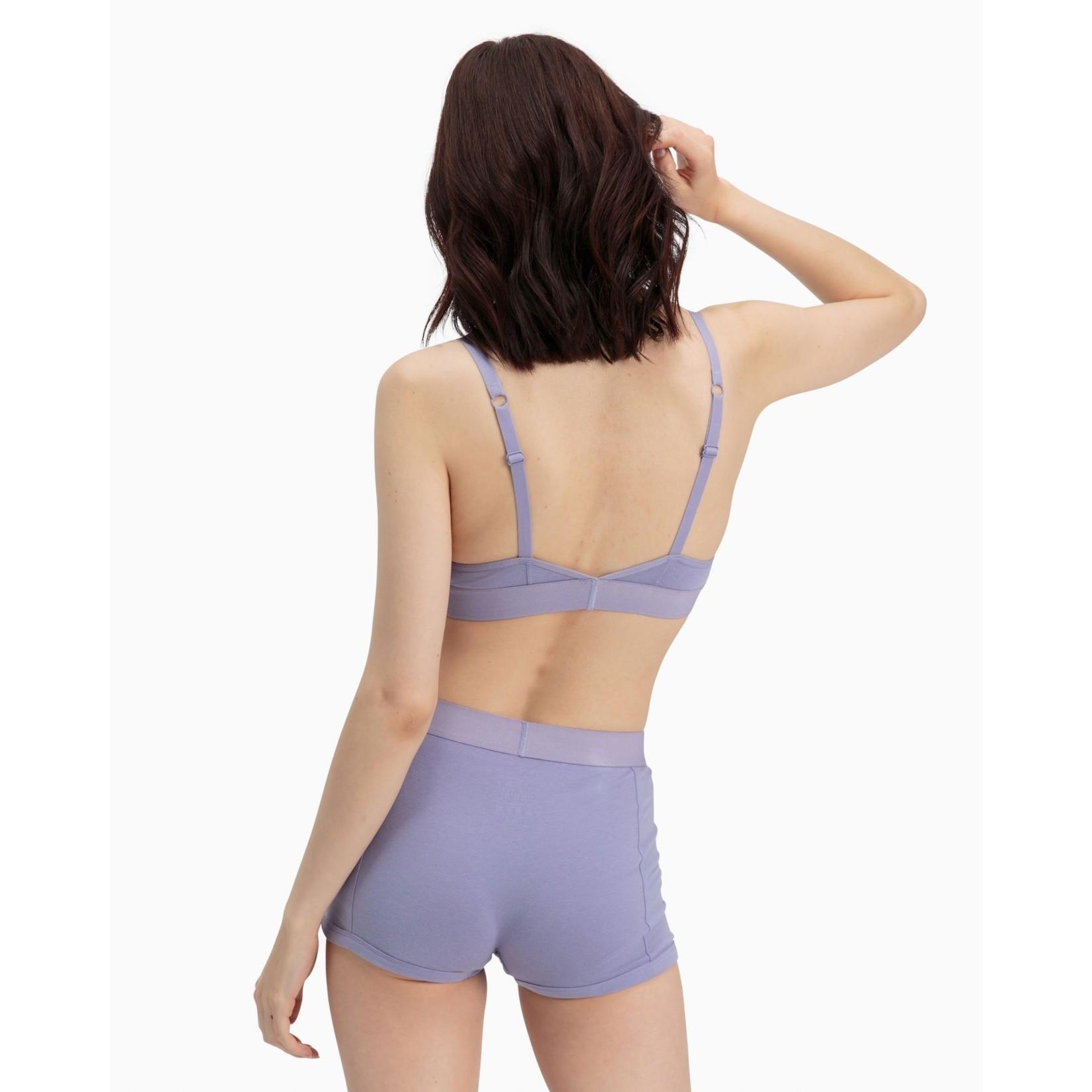 Richer Poorer Bralette CLASSIQUE violet