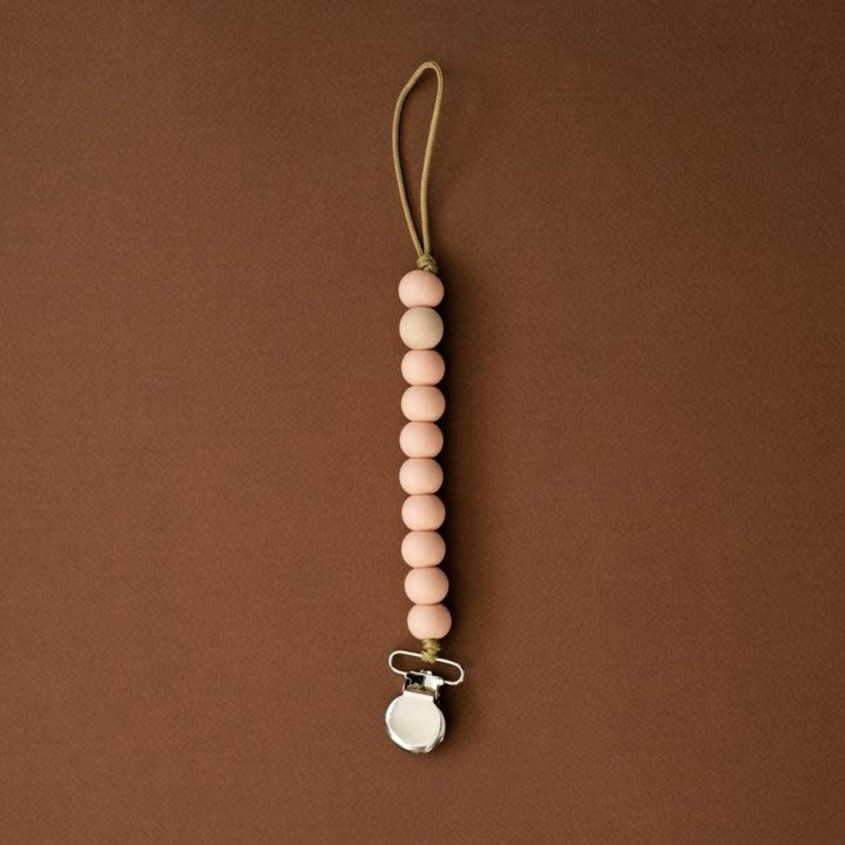Minika Minika attache-suce métal blush