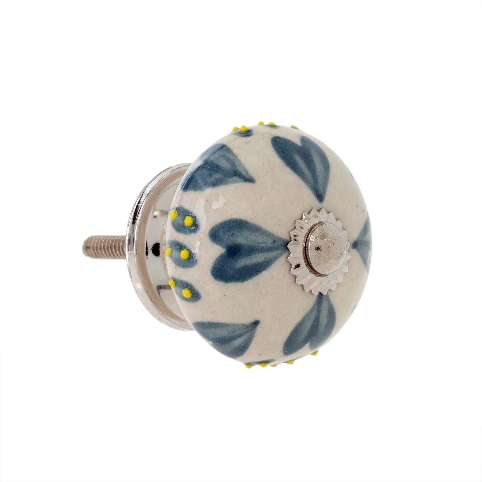 Indaba Poignée VALENTINE bleu