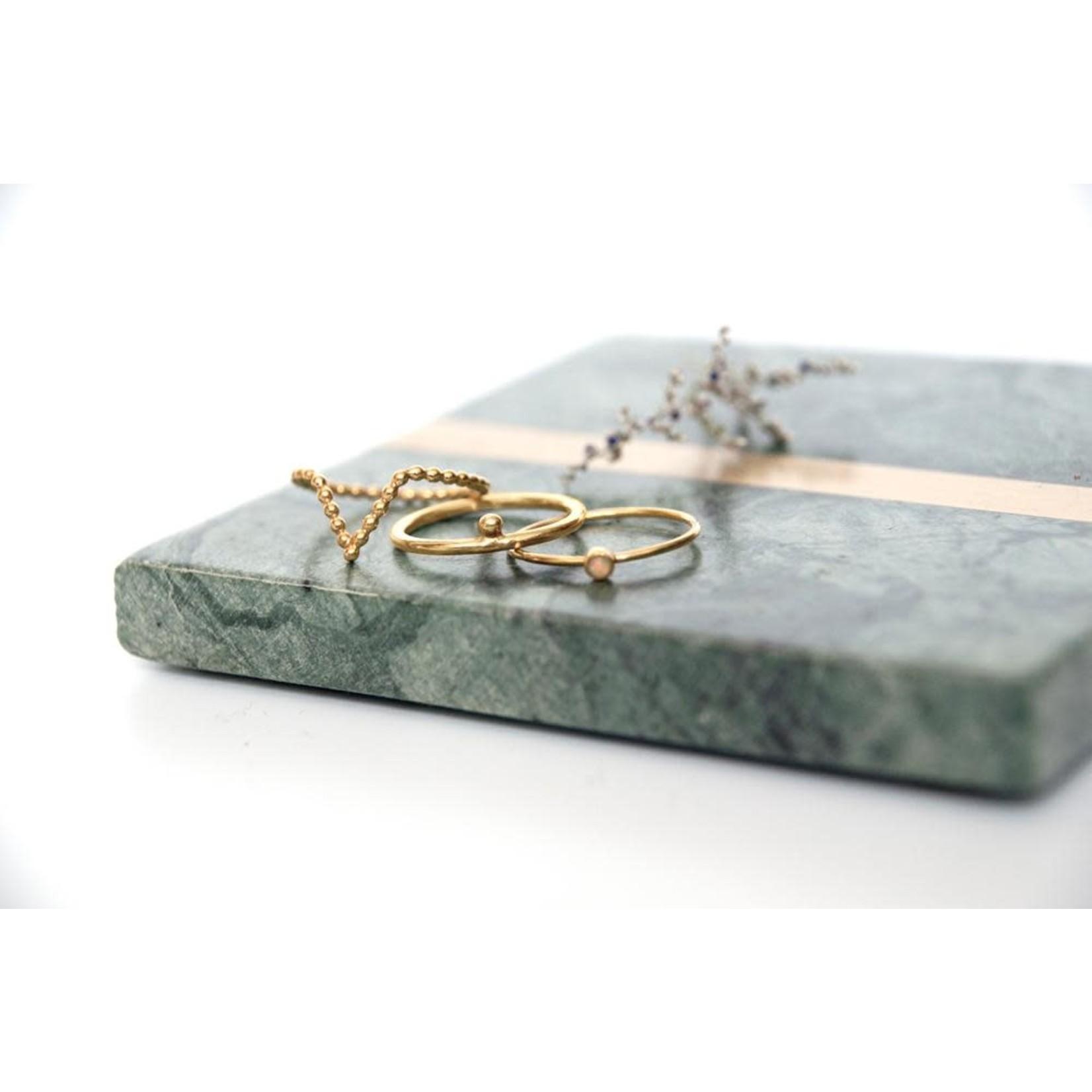 Welldunn jewelry Welldunn bague DAINTY or