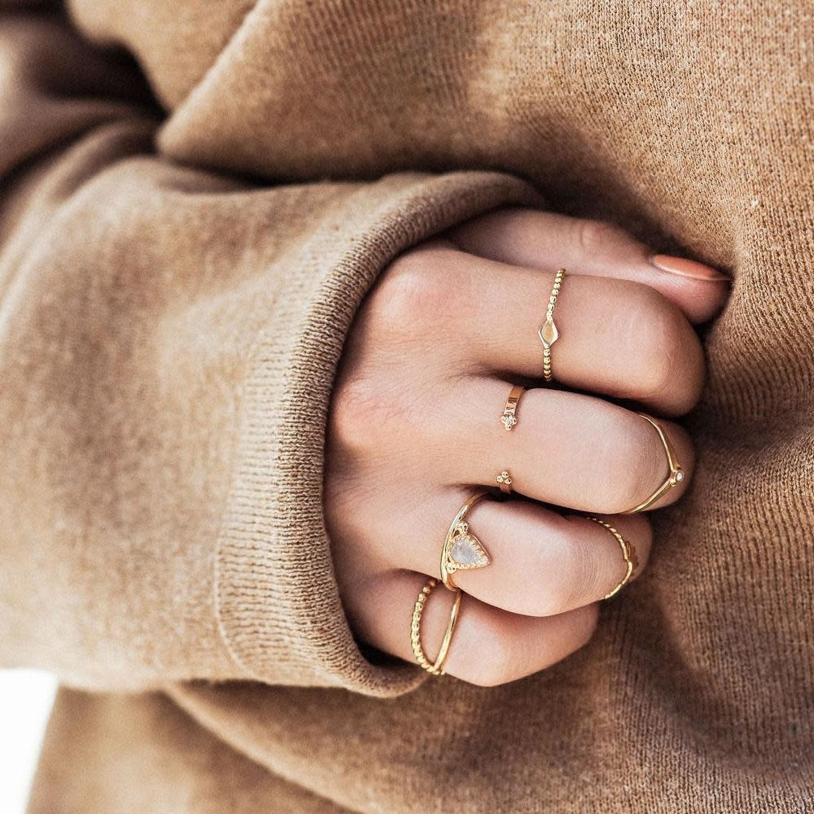 Welldunn jewelry Welldunn bague KITE or