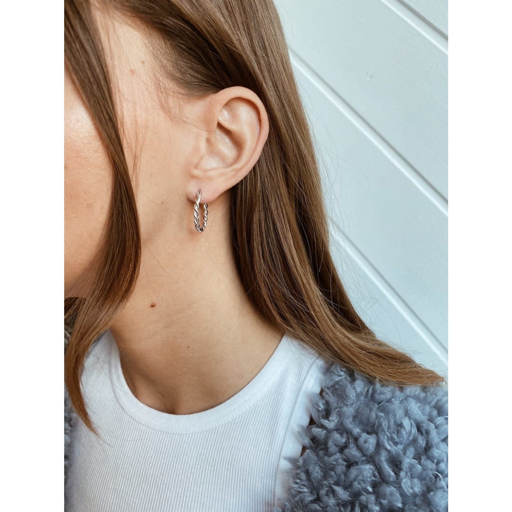 Horace Jewelry Horace boucles d'oreilles TORSADA