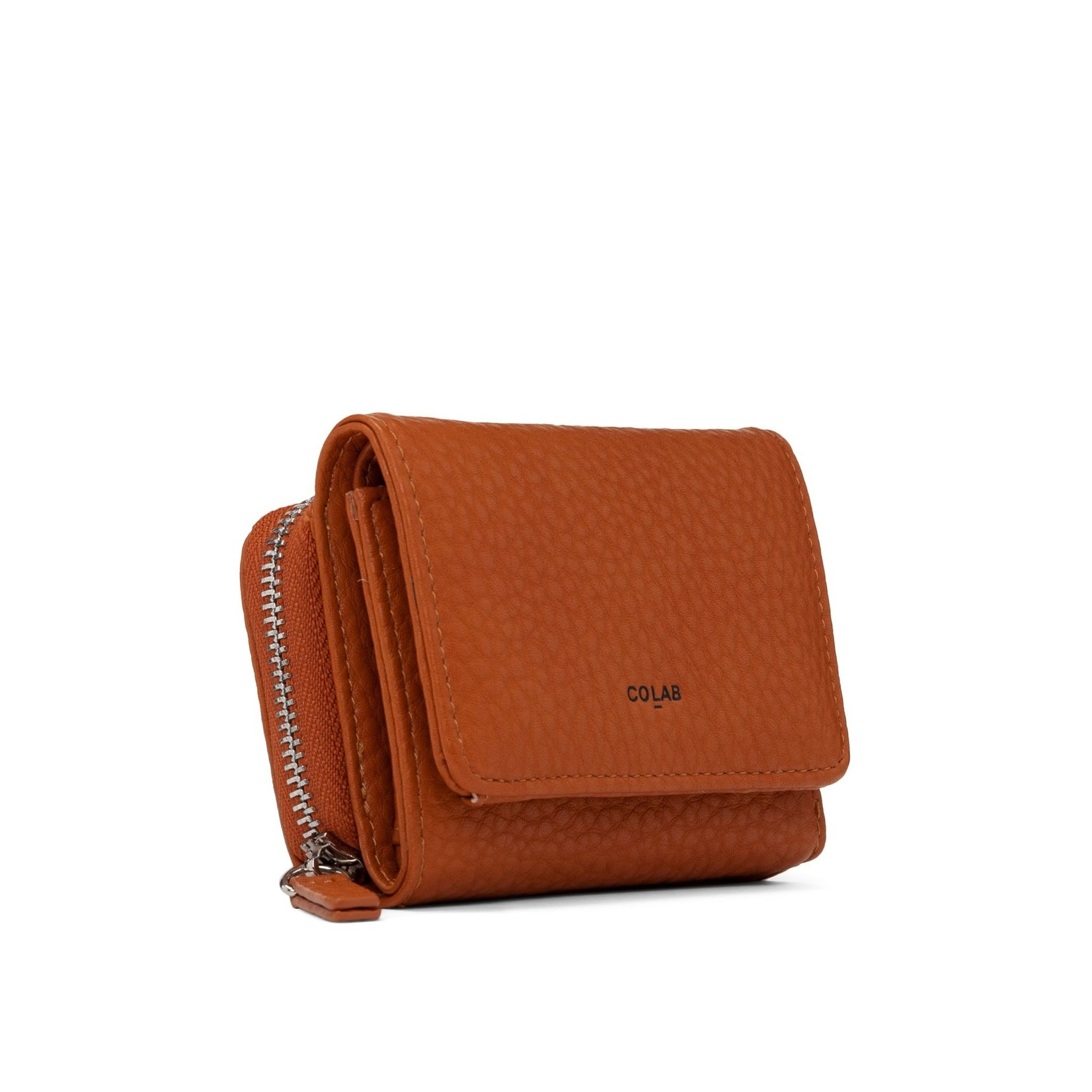 Co-lab Co-lab portefeuille PEBBLE petit/tawny