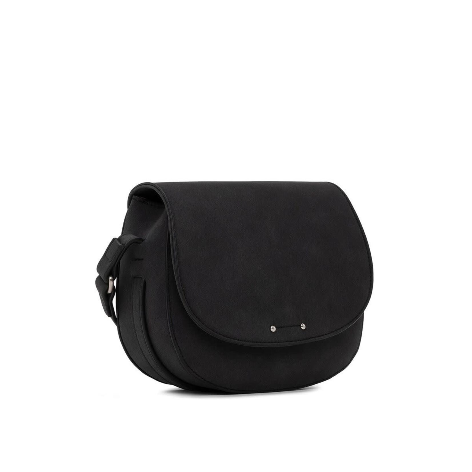 Co-lab Co-lab sac saddle noir