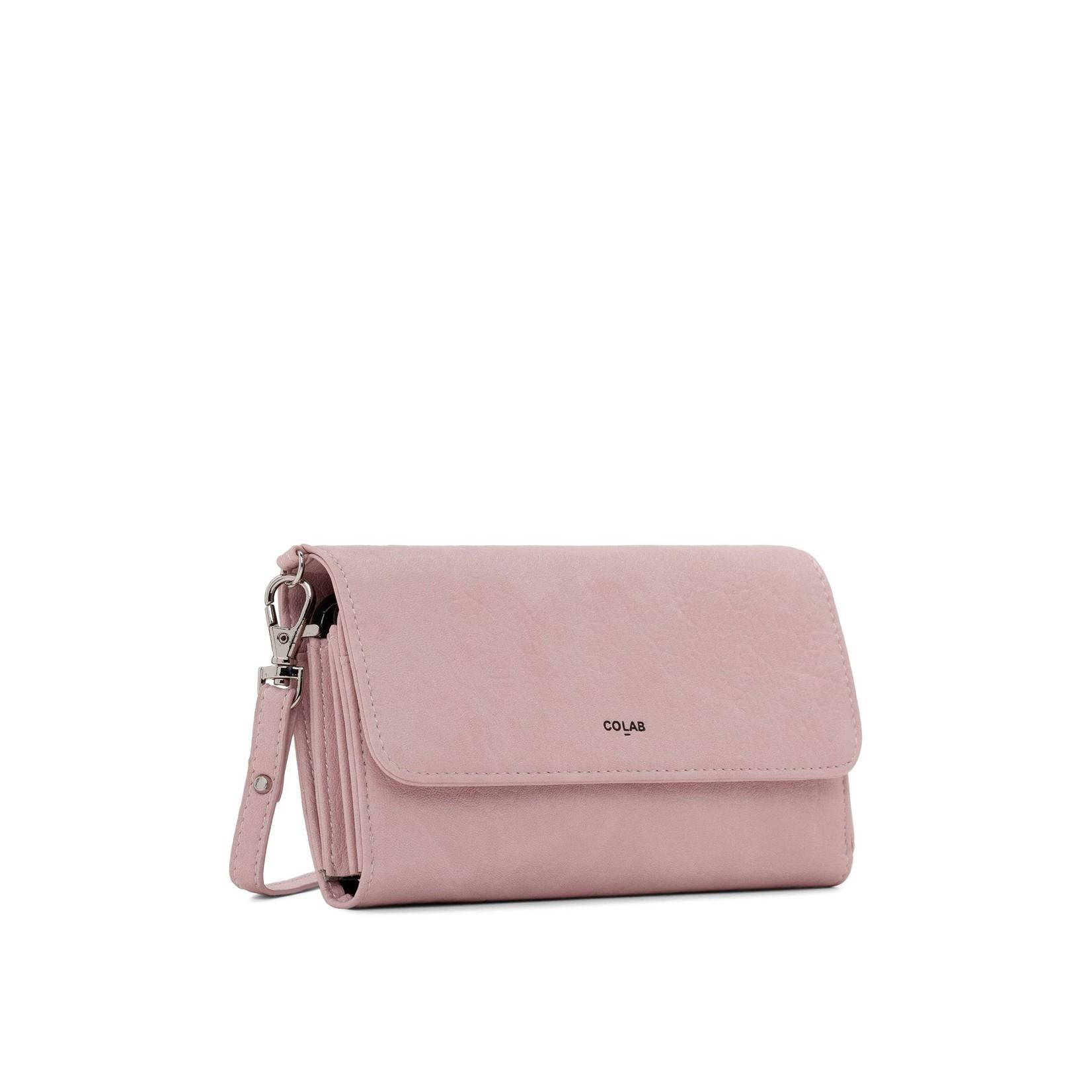 Co-lab Co-lab sac portefeuille rose