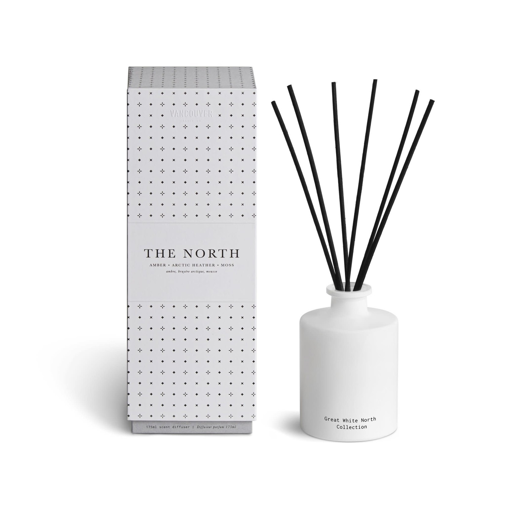 Vancouver Candle VANCOUVER - diffuseur THE NORTH