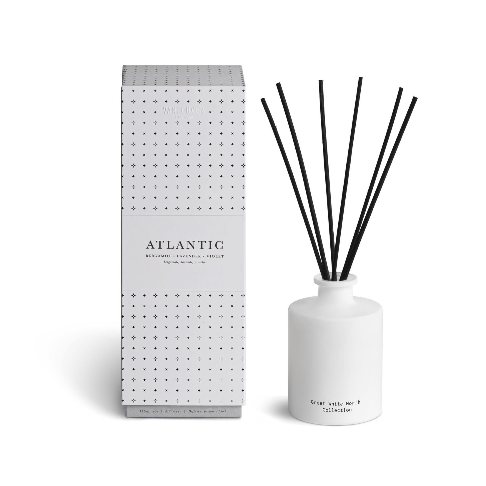 Vancouver Candle VANCOUVER - diffuseur ATLANTIC