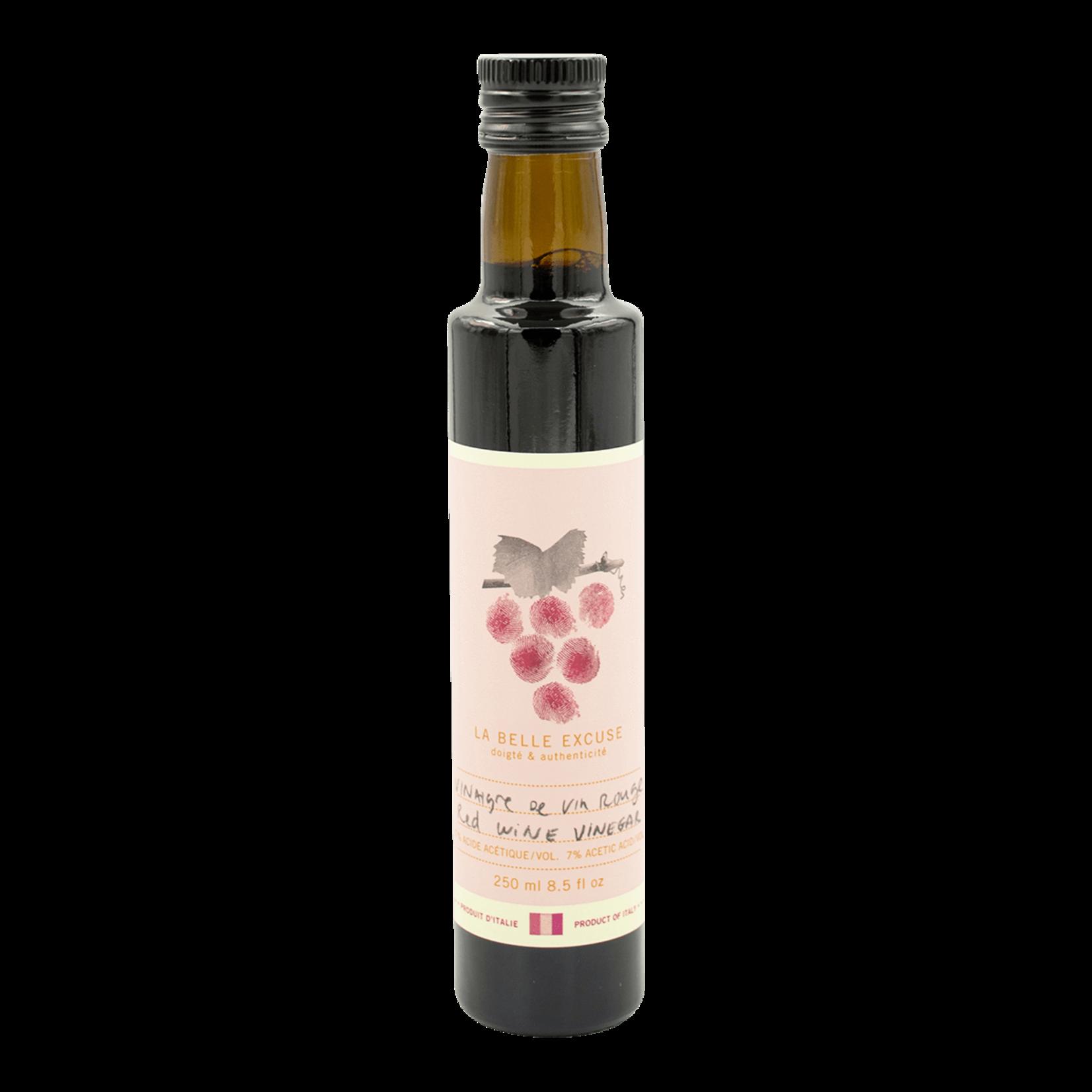 La belle excuse Vinaigre de vin rouge 250ml