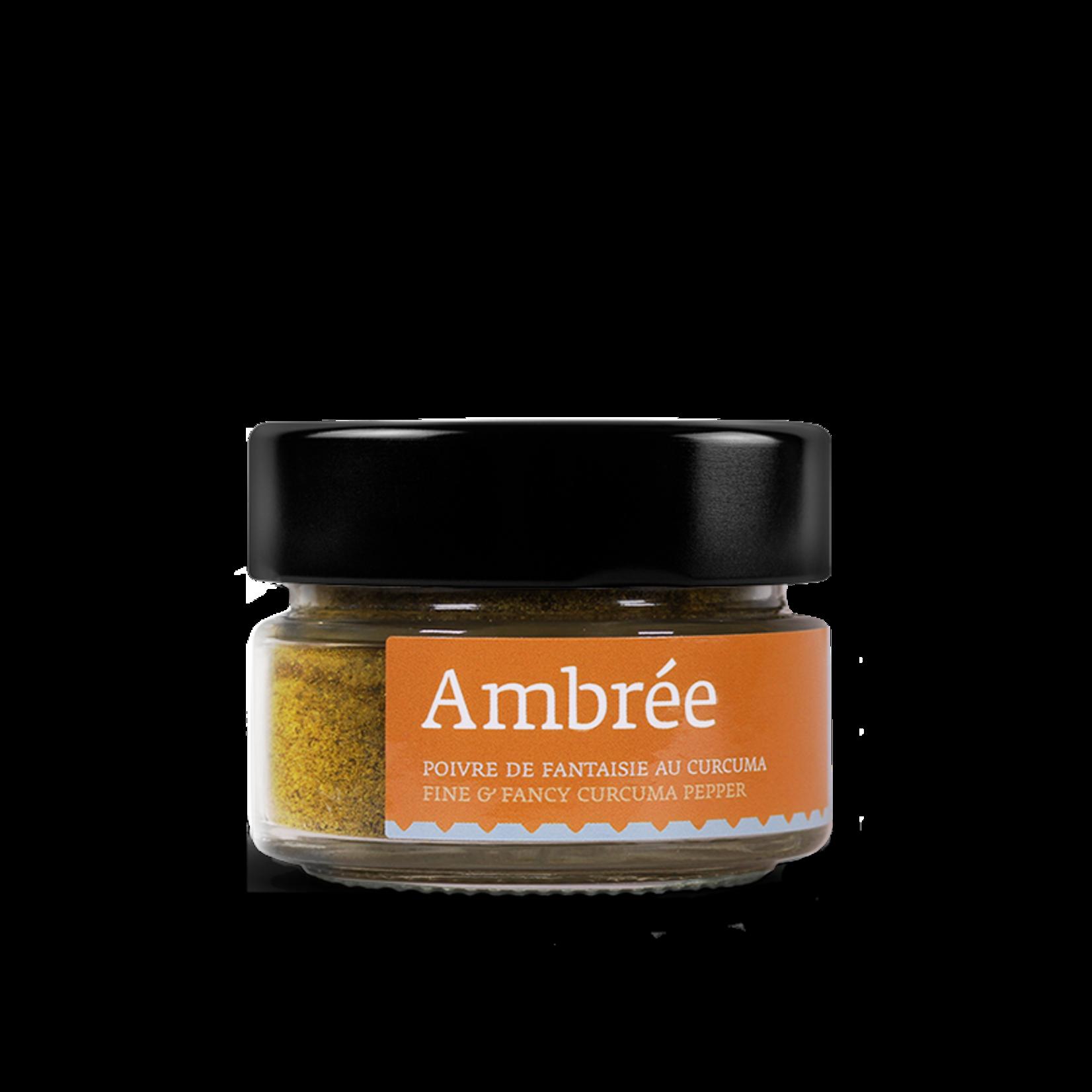 La pincée LA PINCÉE ambrée no8