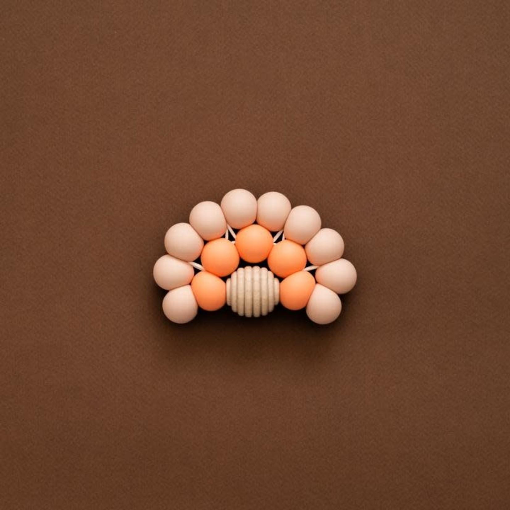 Minika Minika arc-en-ciel dentition blush/cantaloupe