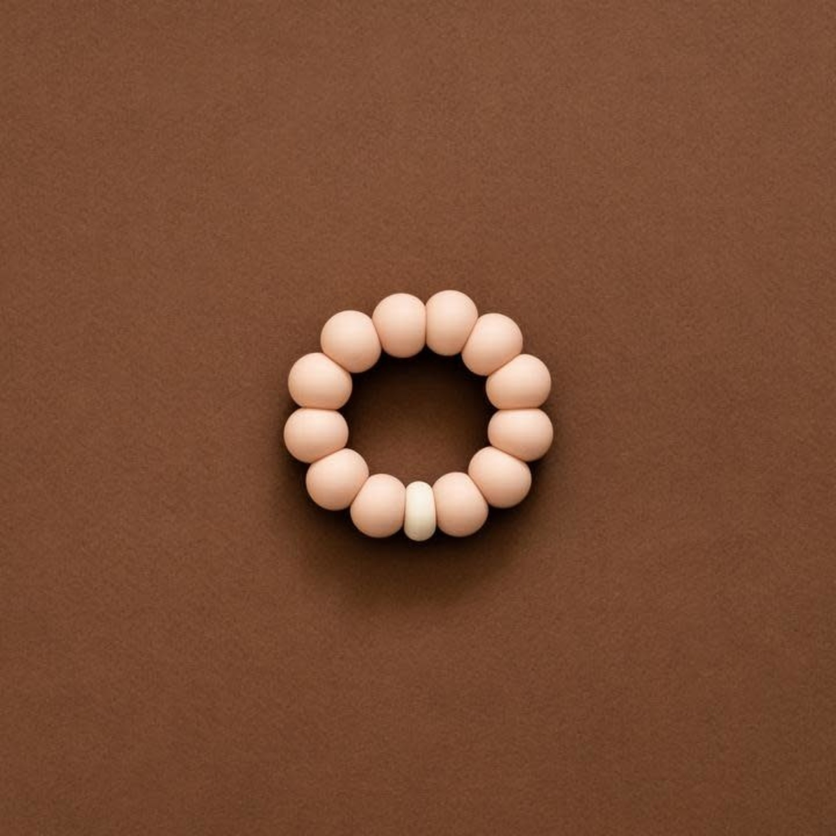 Minika Minika anneaux dentition congélateur blush