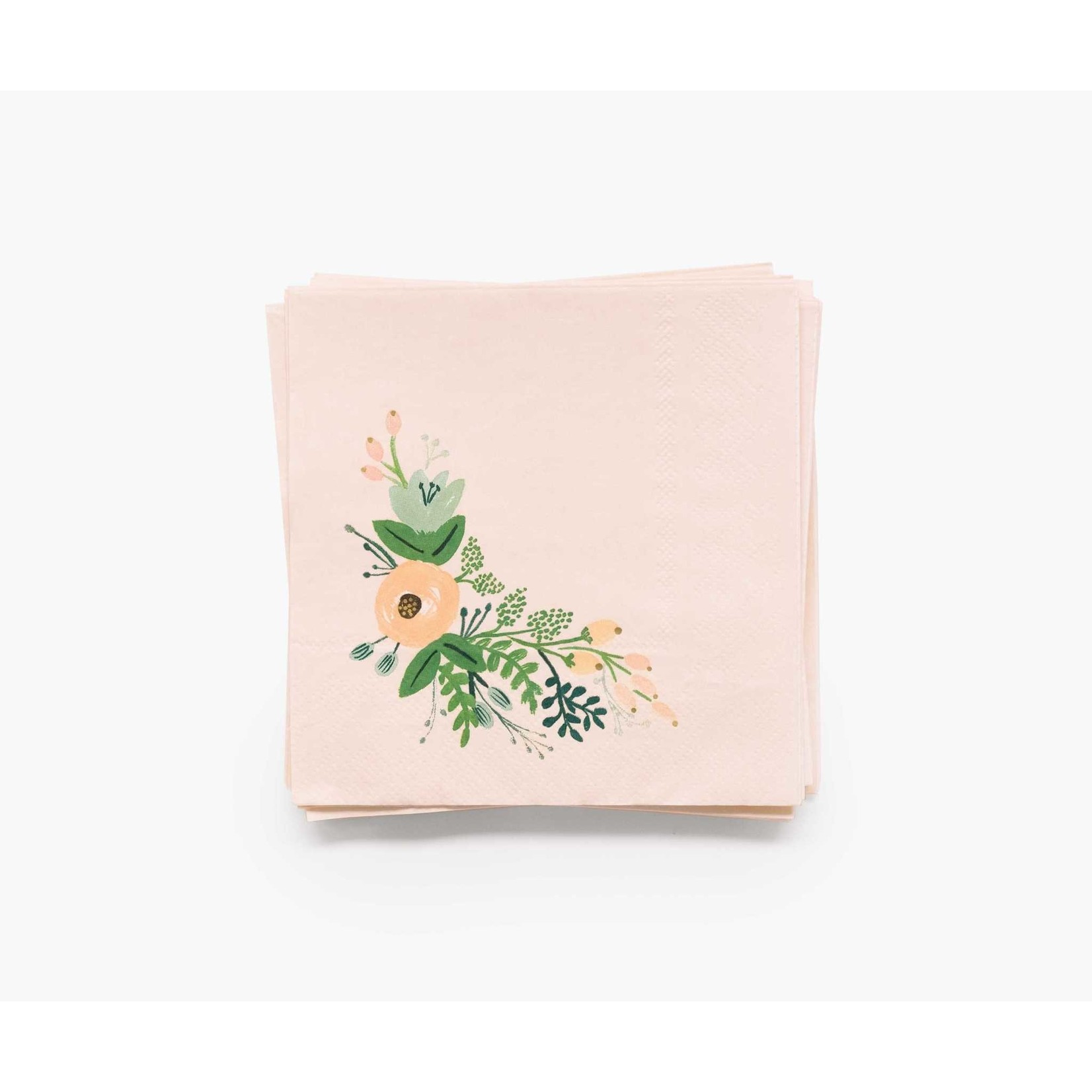 Rifle Paper co. Serviettes à cocktails fleurs sauvages