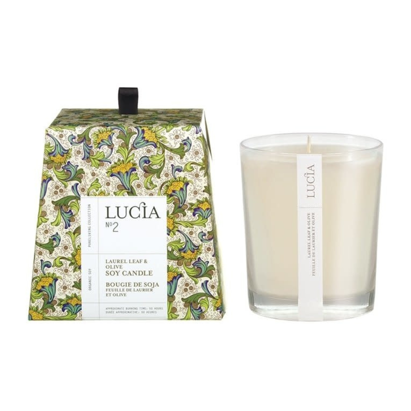 Lucia LUCIA Bougie 50H no2