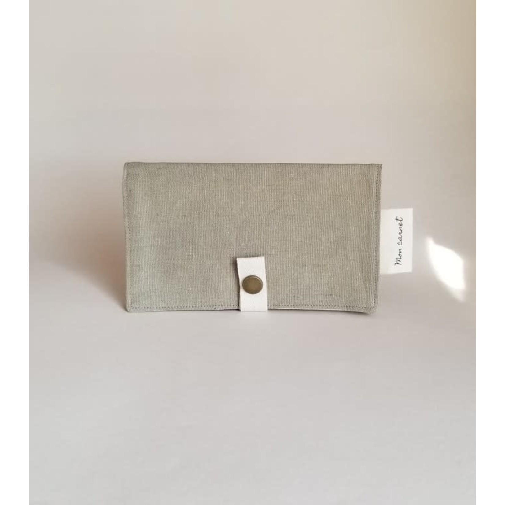 Sauge & co Sauge - Mon carnet / Khaki