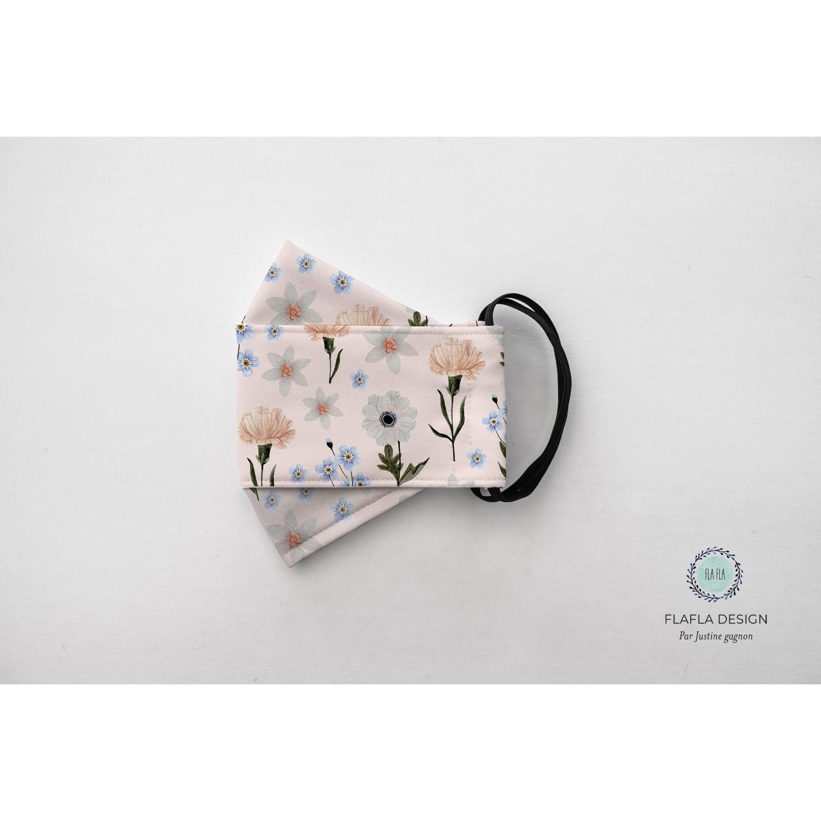 Augustin & co Masque FlaFla / Floral