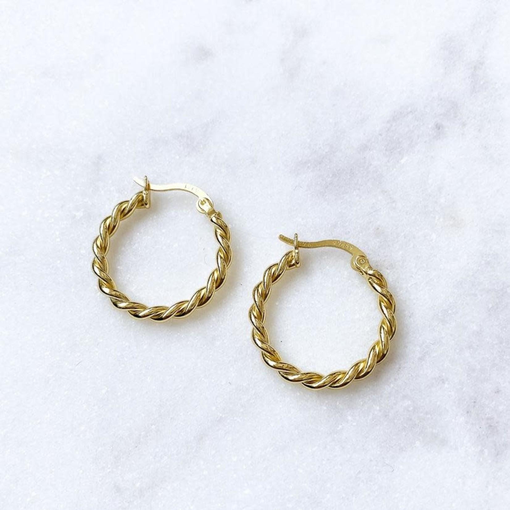 Horace Jewelry Horace boucles d'oreilles TORSADO