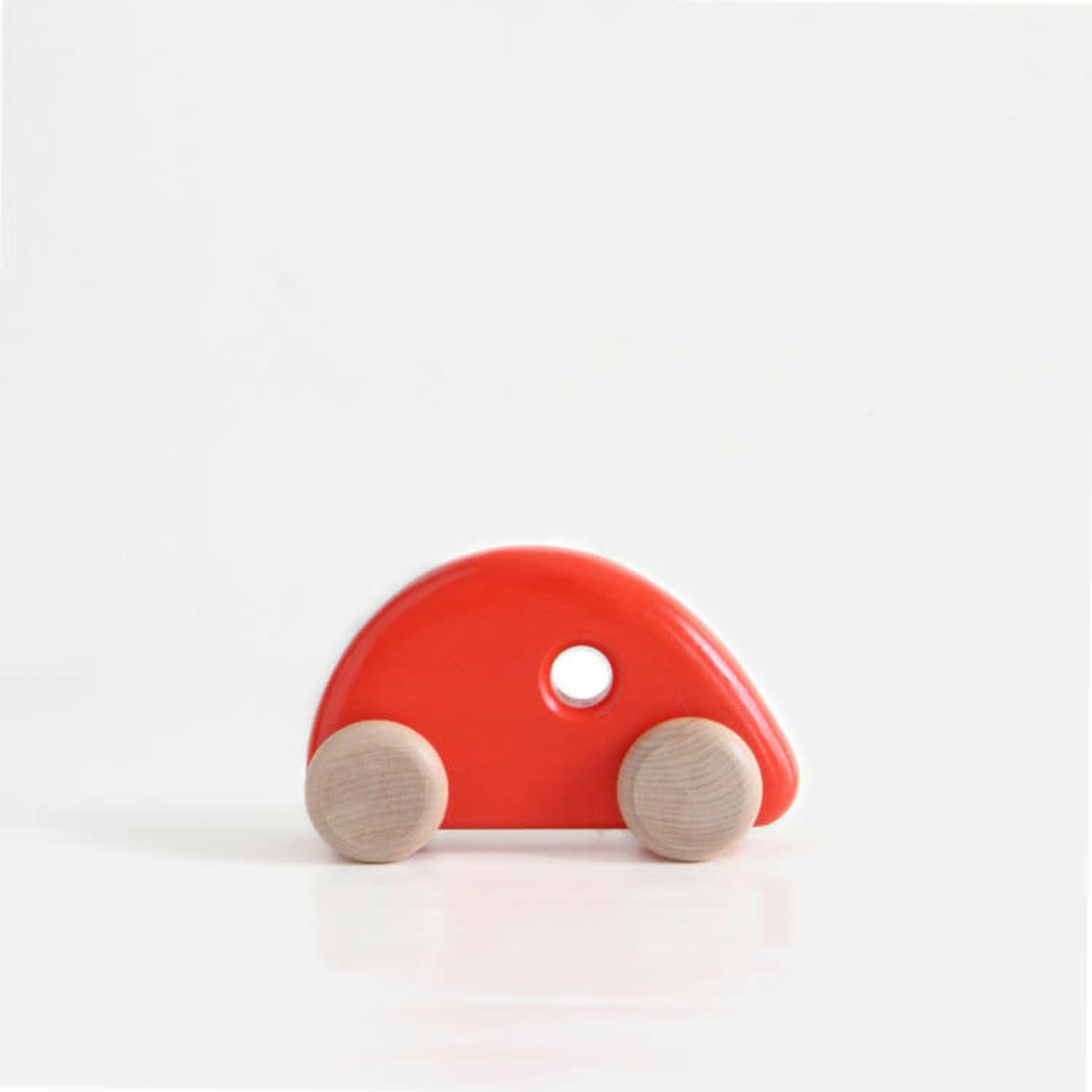 Caribou Caribou Petite voiture / rouge