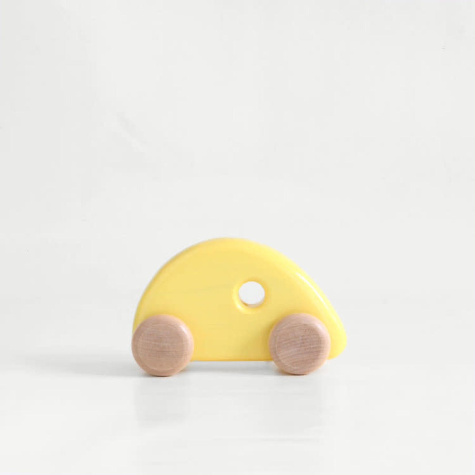Caribou Caribou Petite voiture / jaune