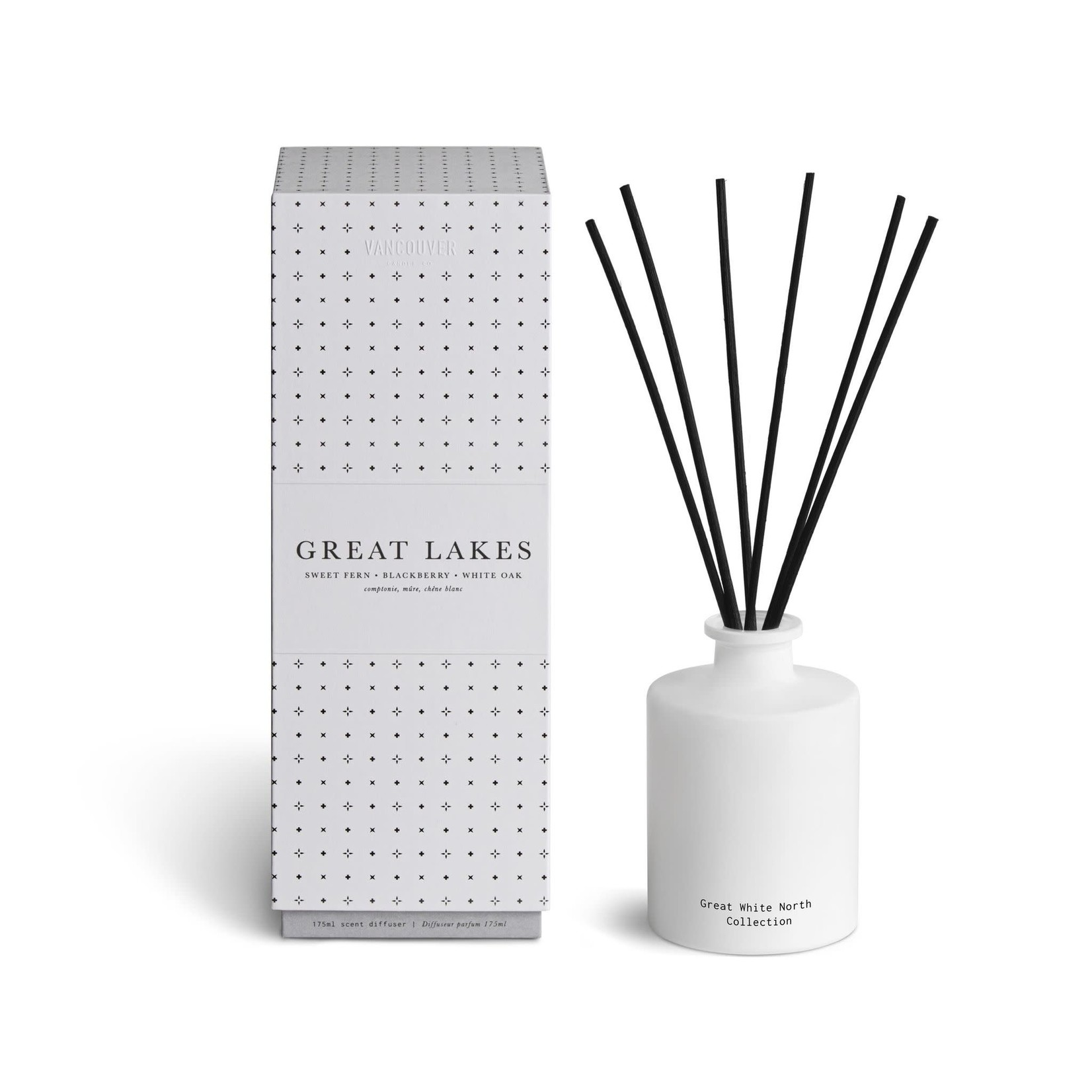 Vancouver Candle Co. VANCOUVER - diffuseur GREAT LAKES