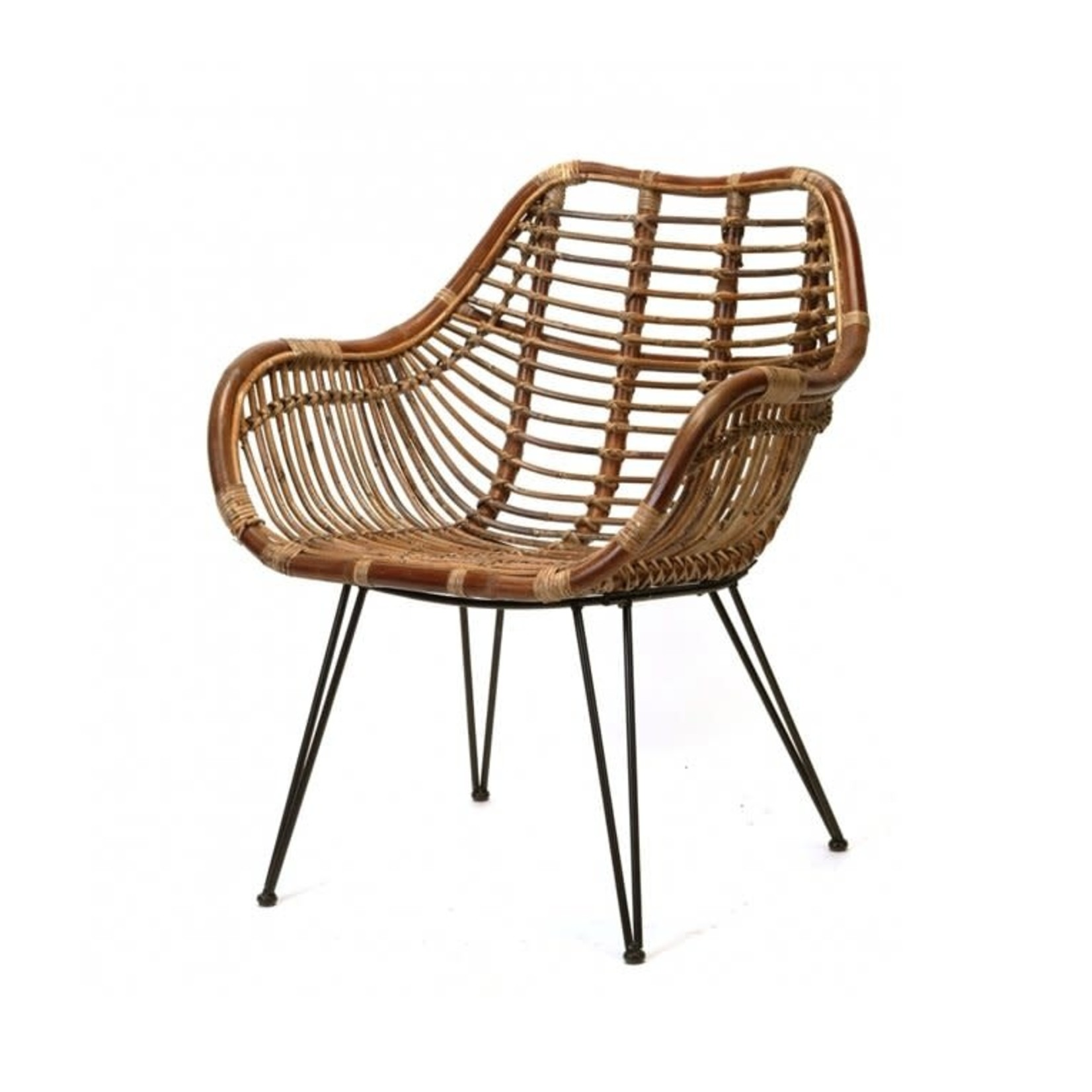 Bacon Basketware Limited CHAISE rotin