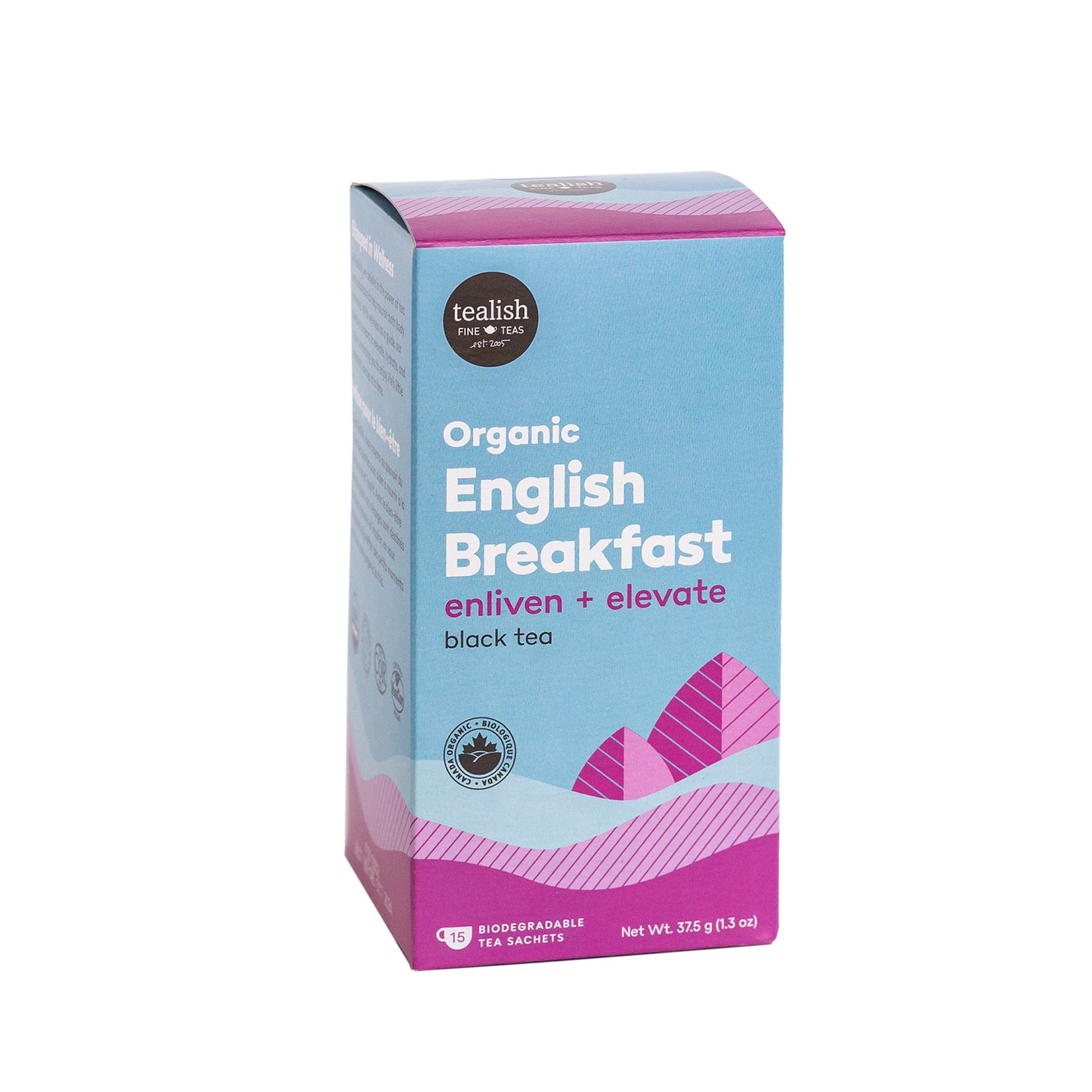 Tealish TEALISH - petit-déjeuner anglais