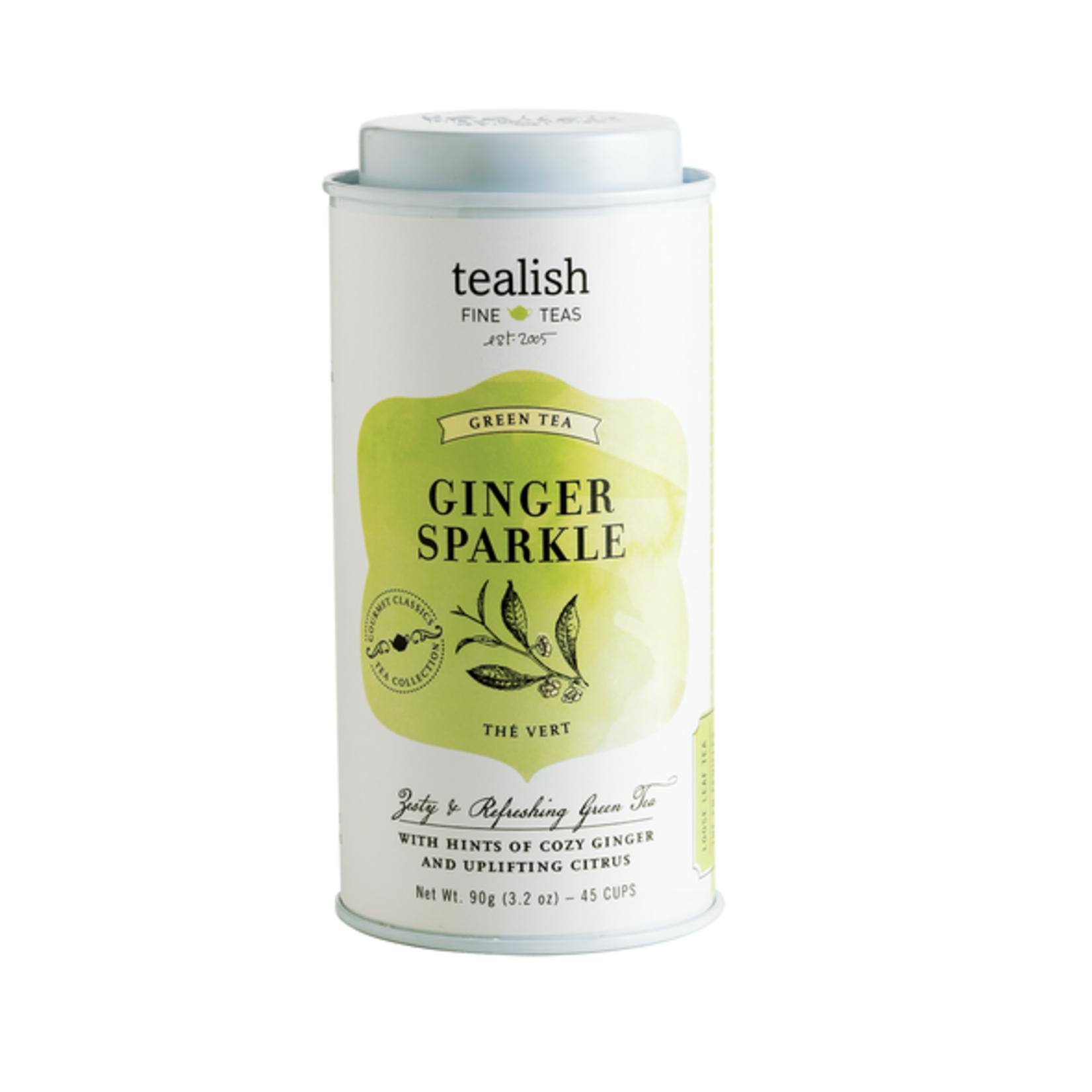 Tealish TEALISH - étincelle de gingembre