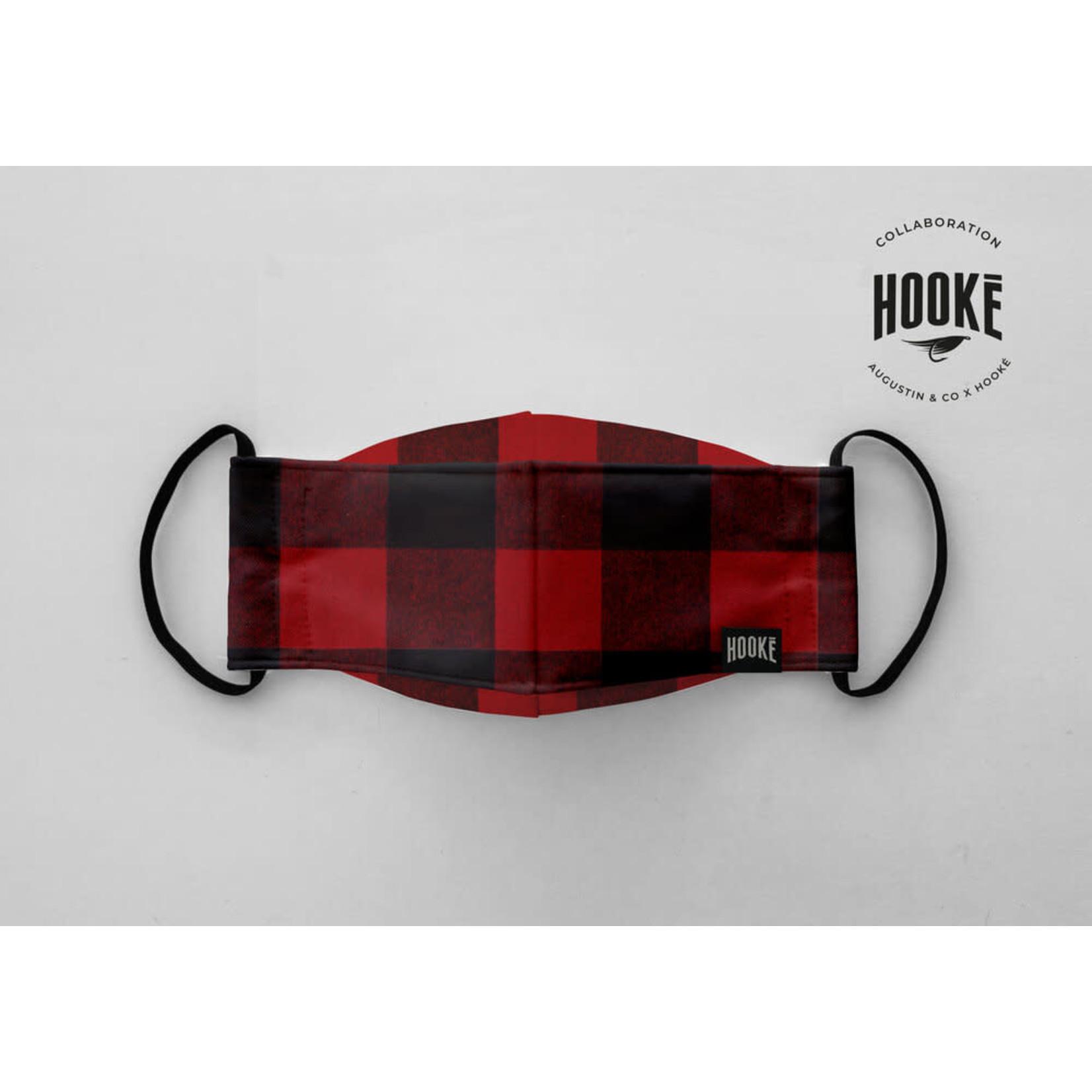 Augustin & co Masque HOOKÉ / canadienne