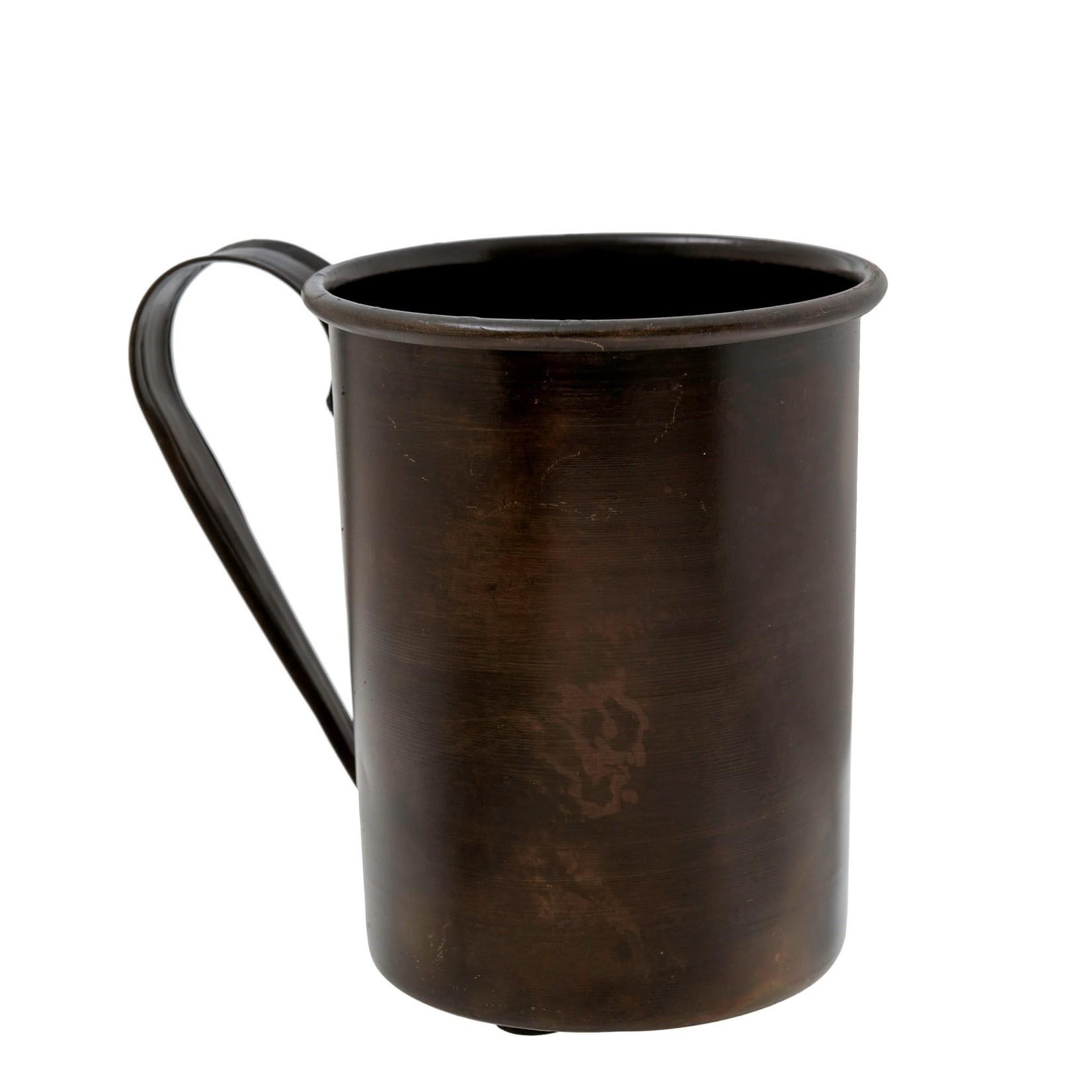 Indaba Vase / cache pot VINTAGE