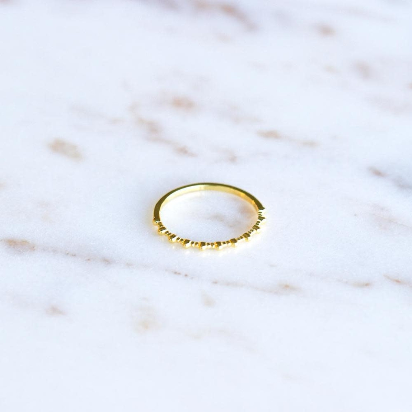 Horace Jewelry Horace bague BASIC or