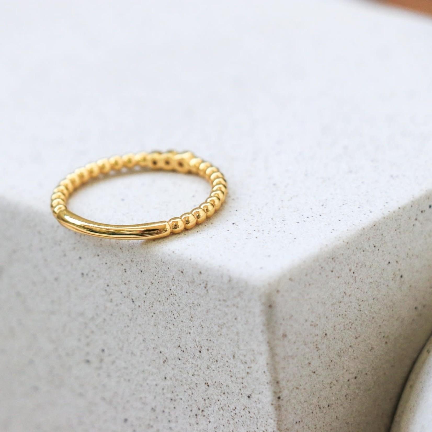 Horace Jewelry Horace bague LA TRIO or