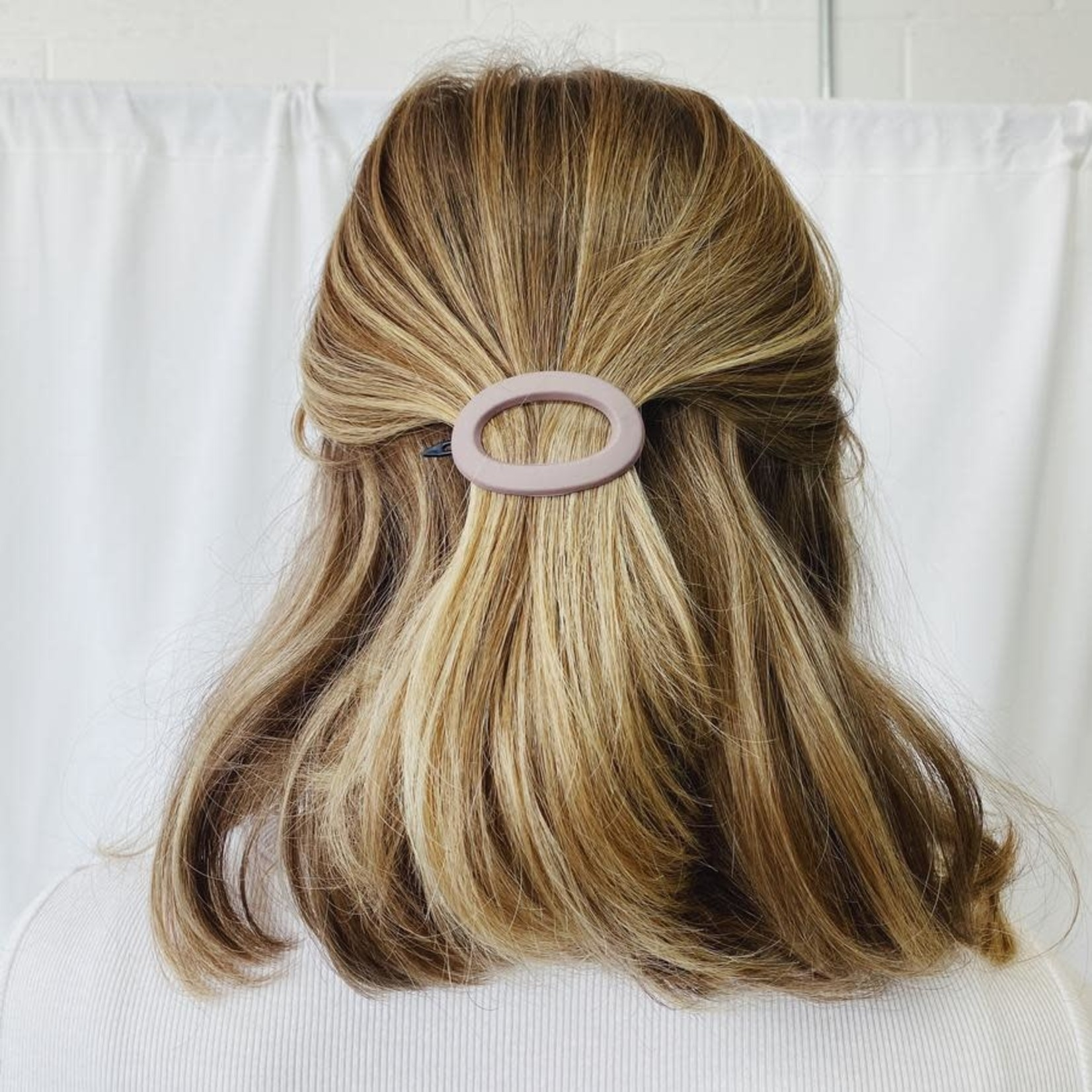 Horace Jewelry Horace barrette HORATO rose