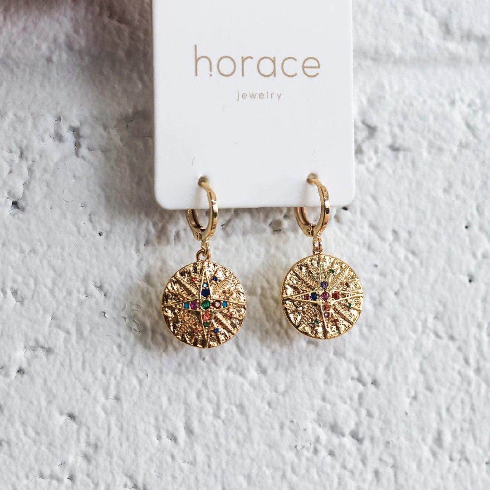 Horace Jewelry Horace boucles d'oreilles MILTO