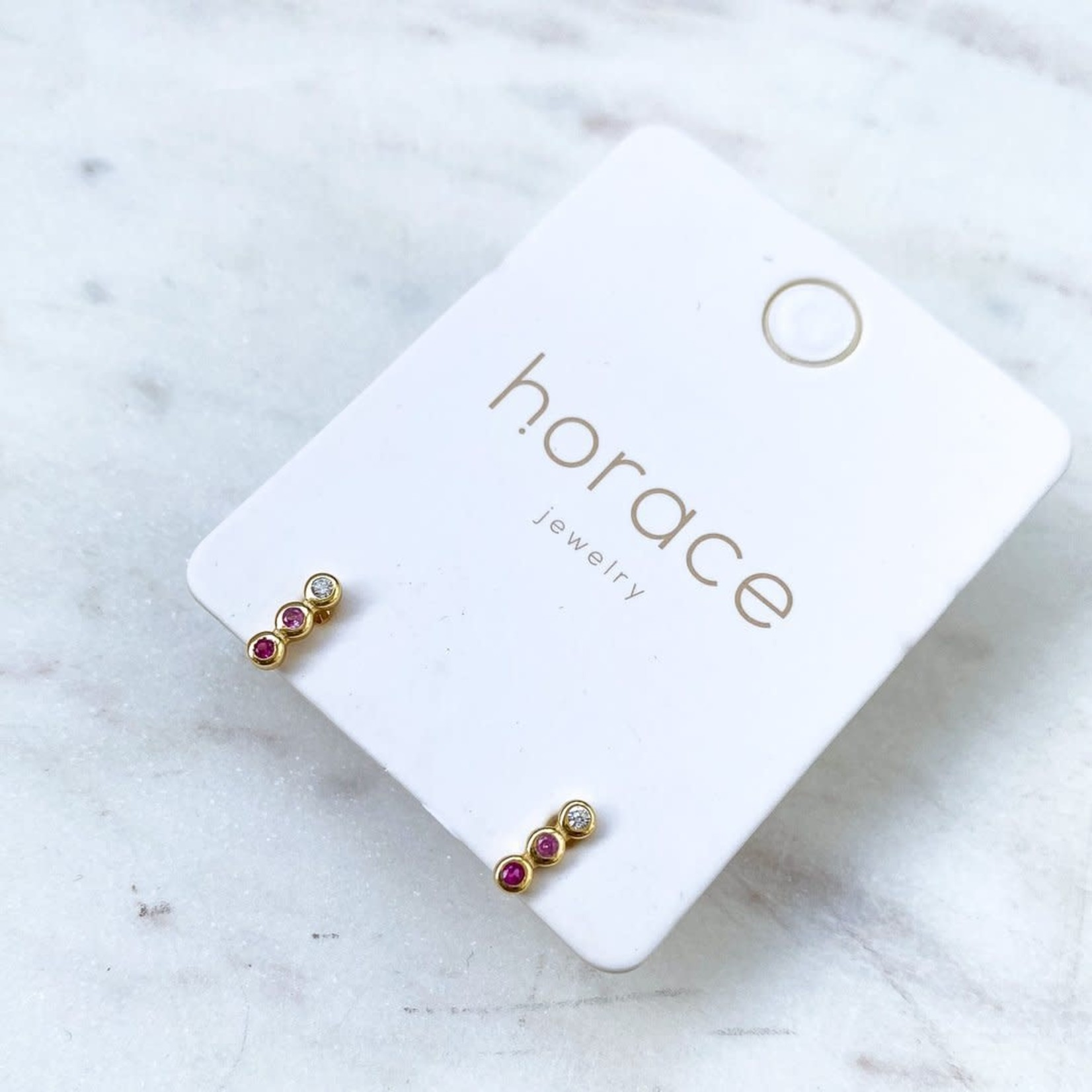 Horace Jewelry Horace boucles d'oreilles LAKO