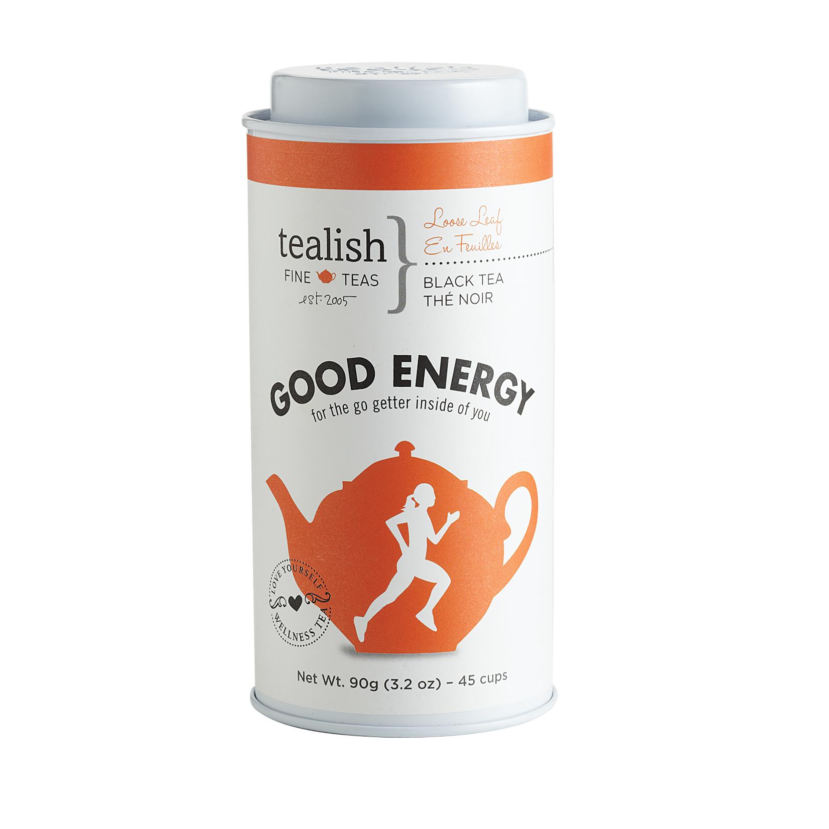 Tealish TEALISH - bonne énergie