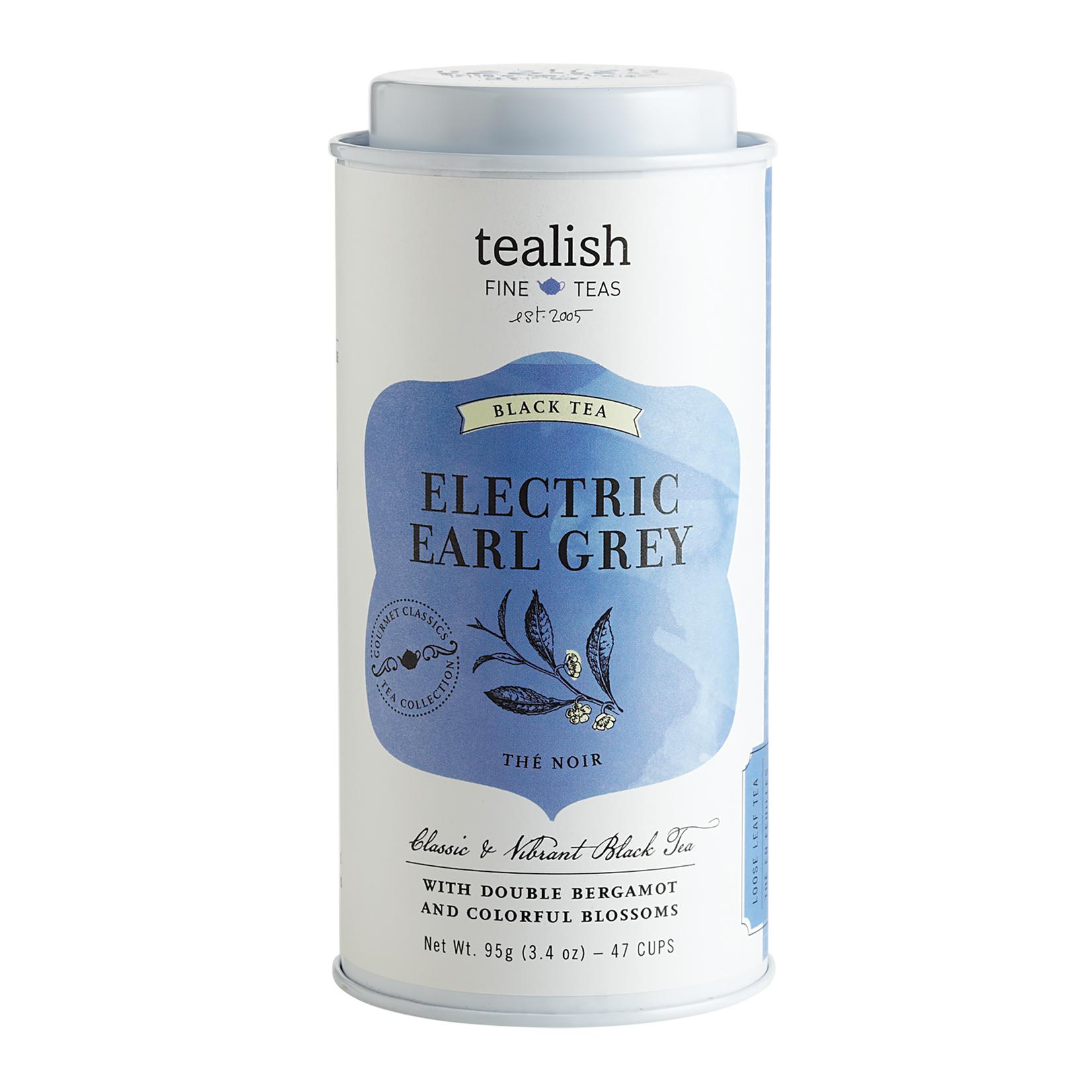 Tealish TEALISH - électrique earl grey