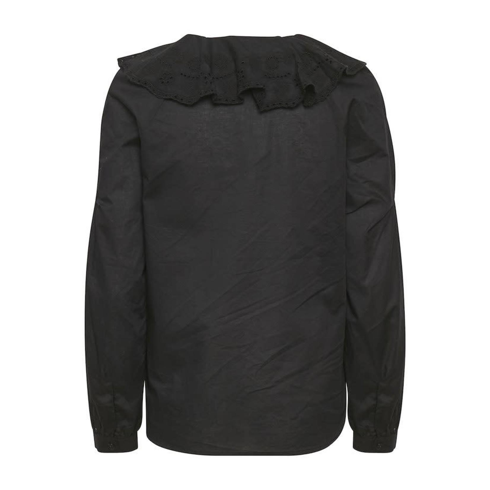 Soaked in Luxury Chemise KENNOBI noir