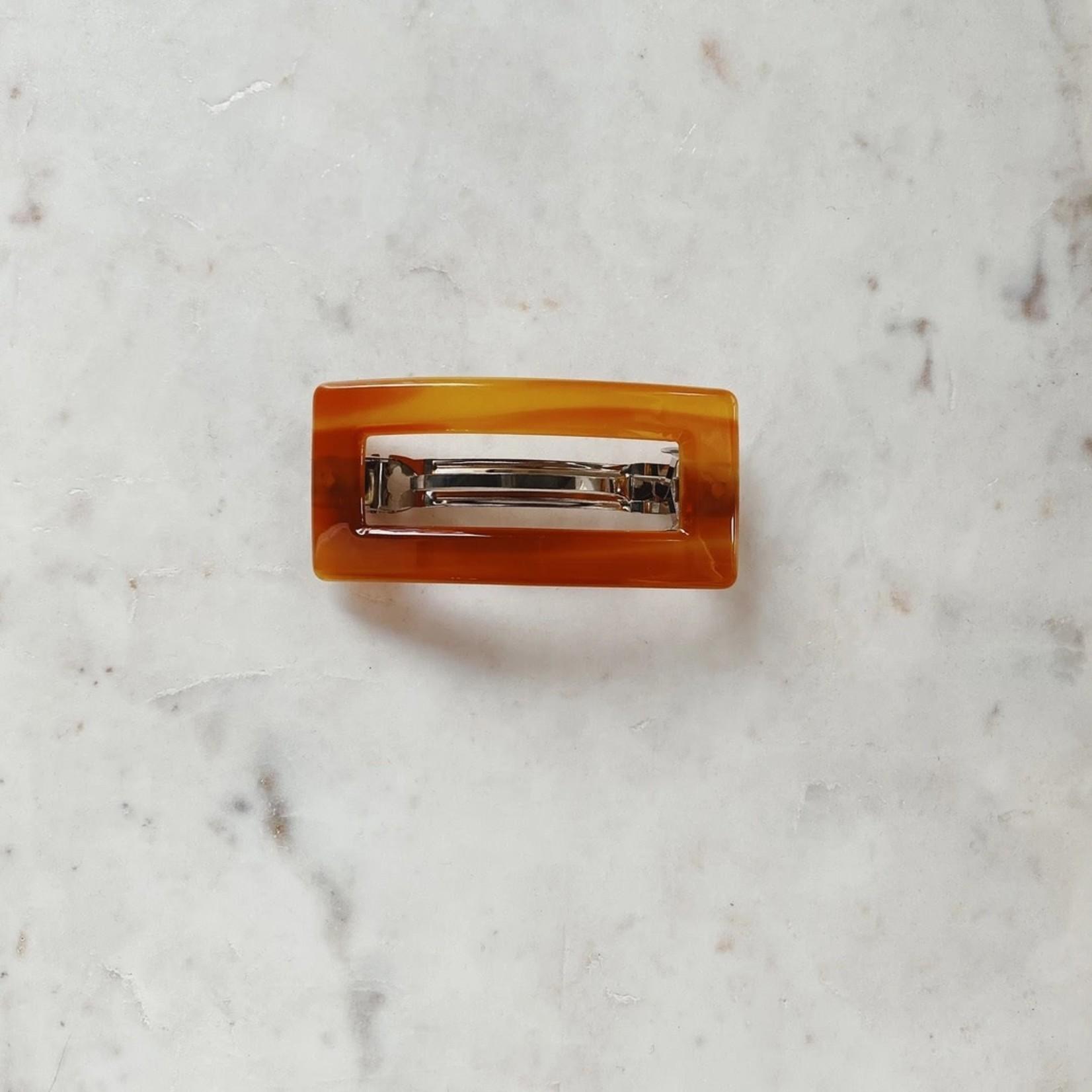 Horace Jewelry Barrette TROMBA orange