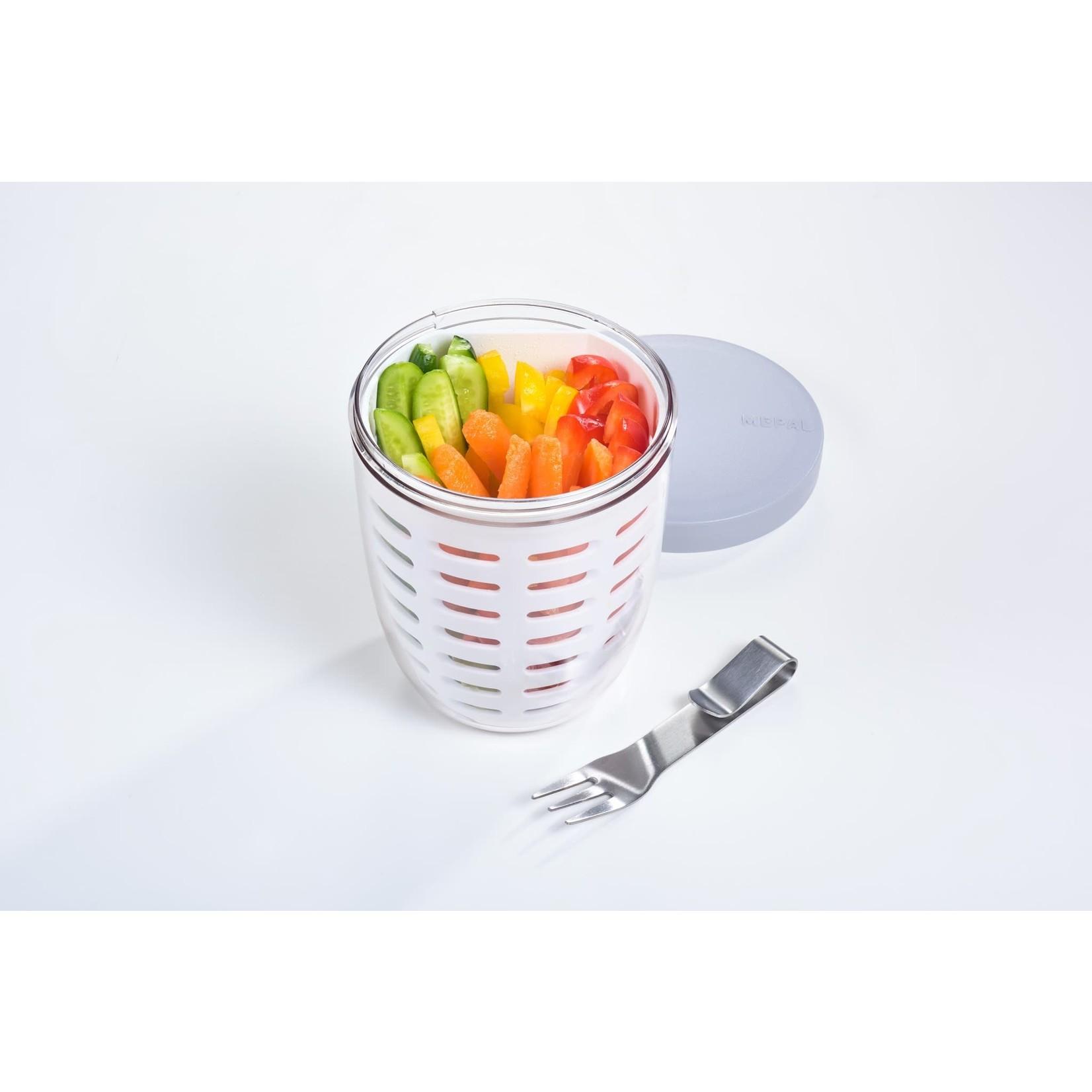 Mepal Bol fruits et légumes - Blanc