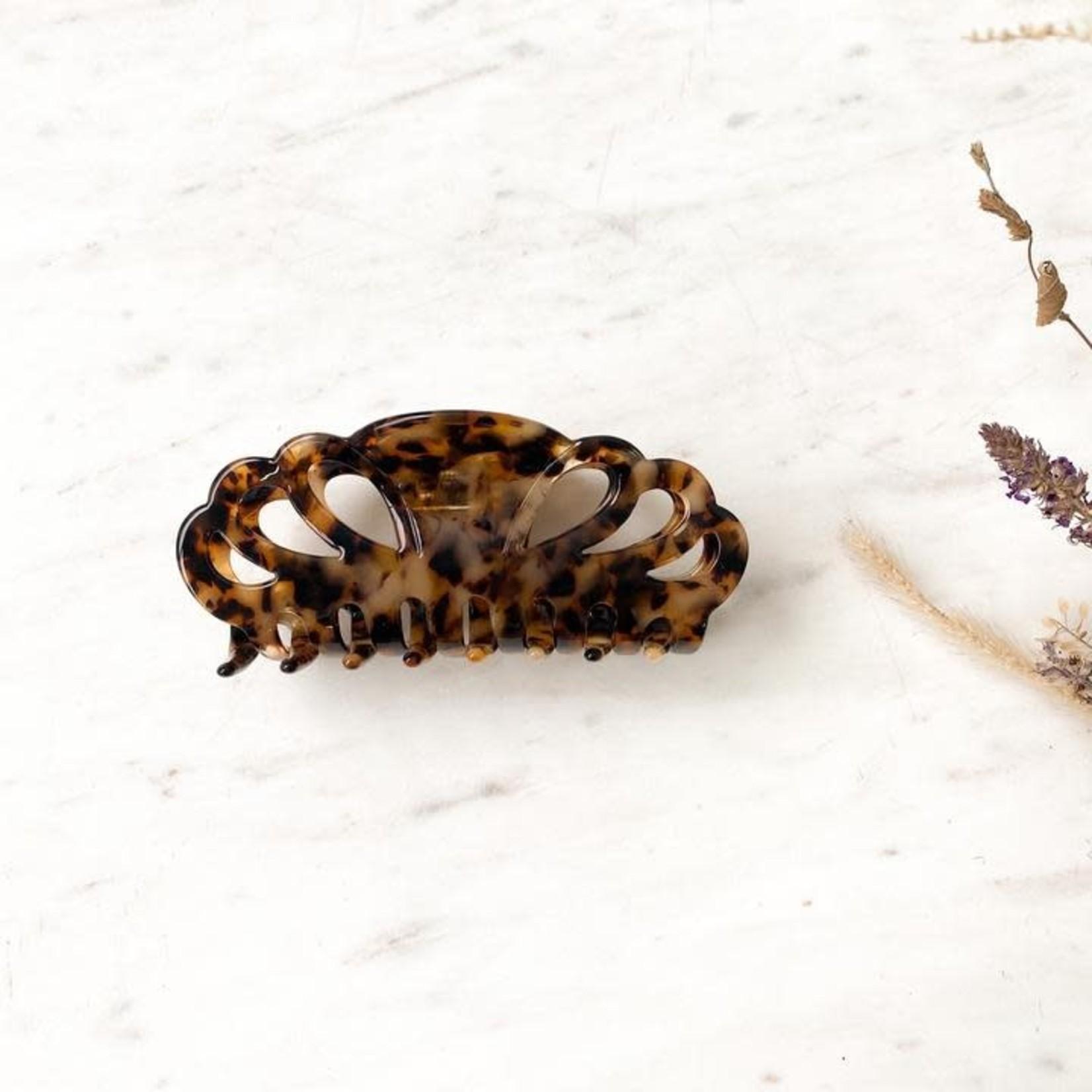 Horace Jewelry Pince RITA tortoise