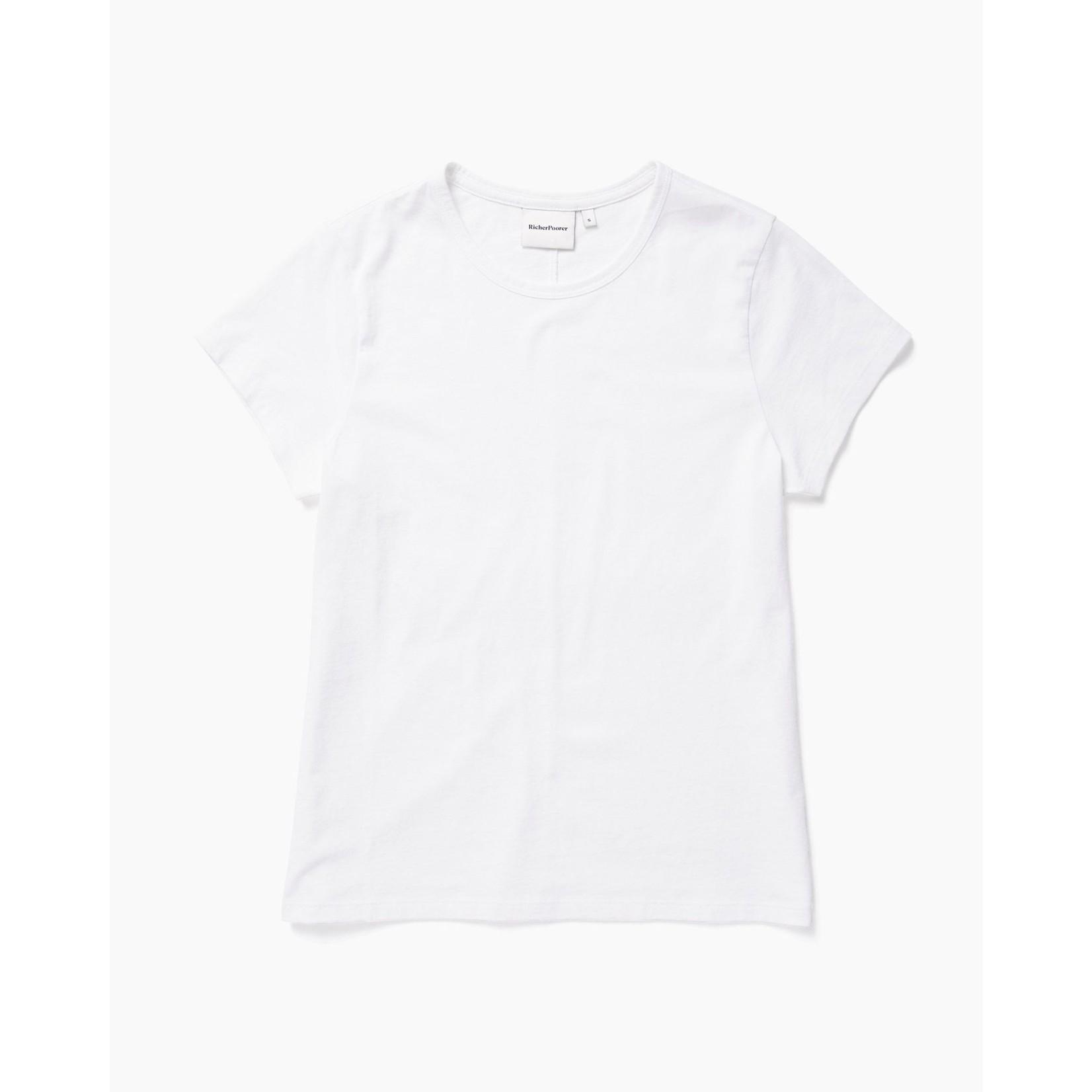 Richer Poorer Classique t-shirt - blanc