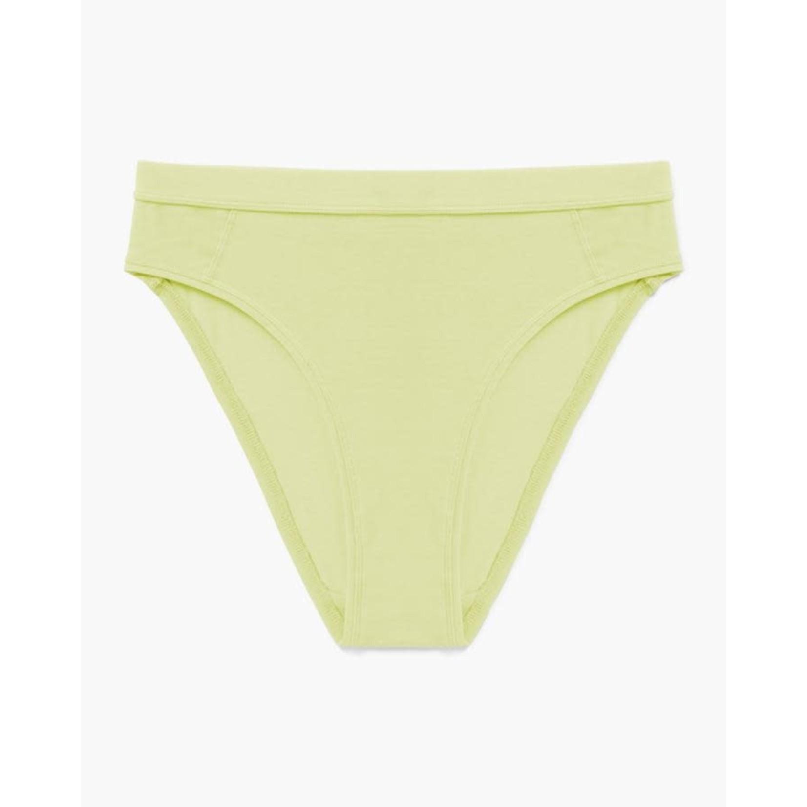 Richer Poorer Culotte HIGH CUT - vert pâle