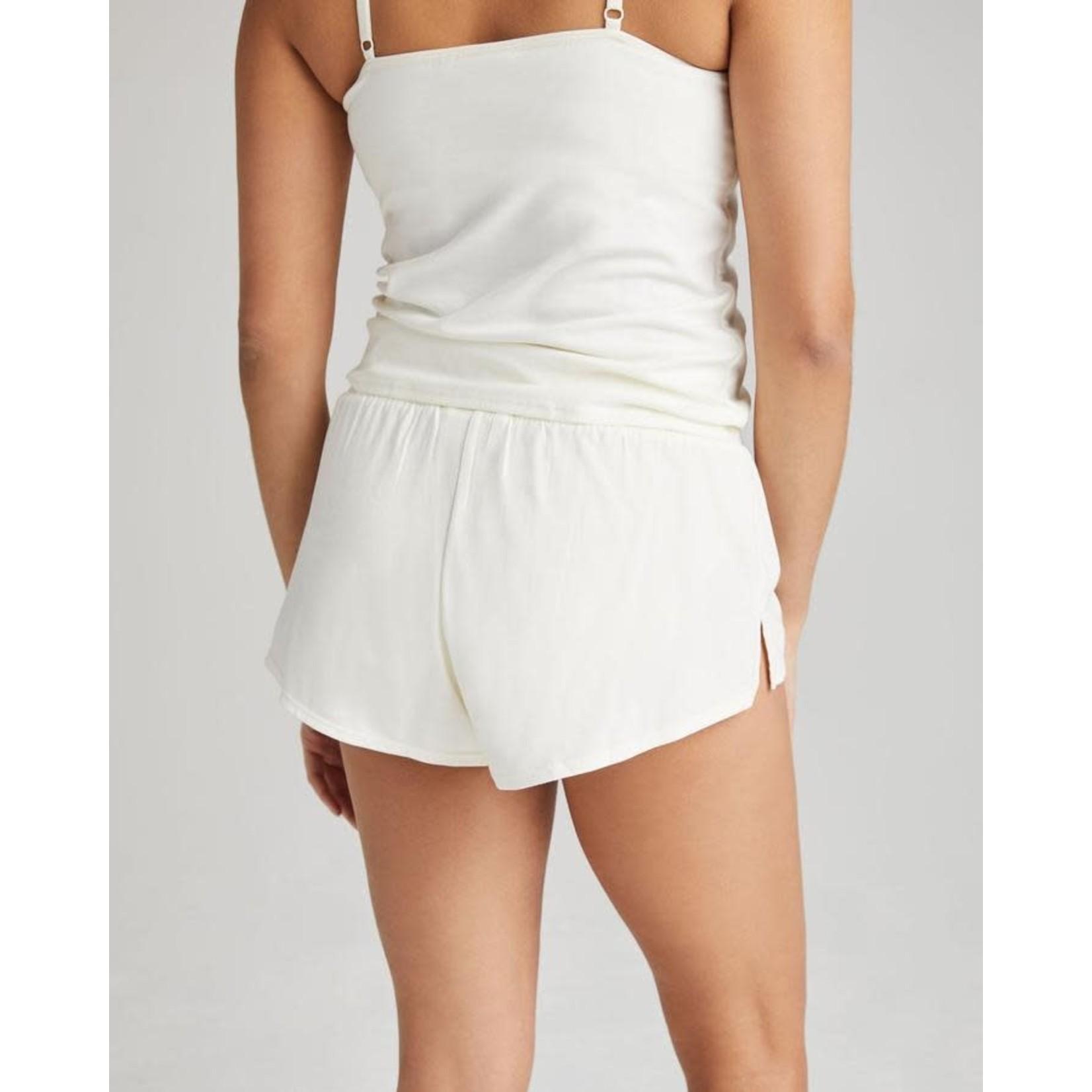 Richer Poorer Pyjama SHORT - blanc