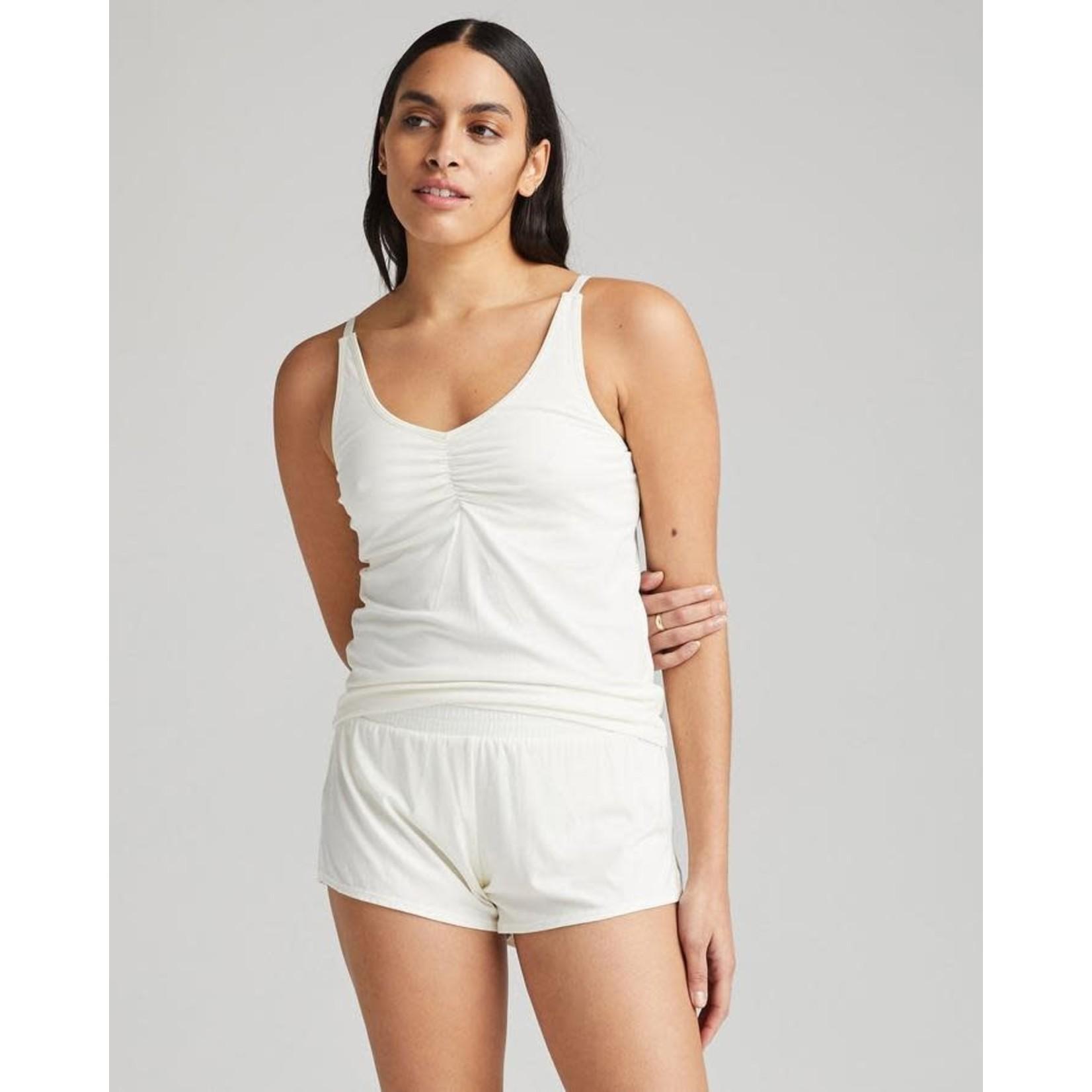 Richer Poorer Haut pyjama - blanc