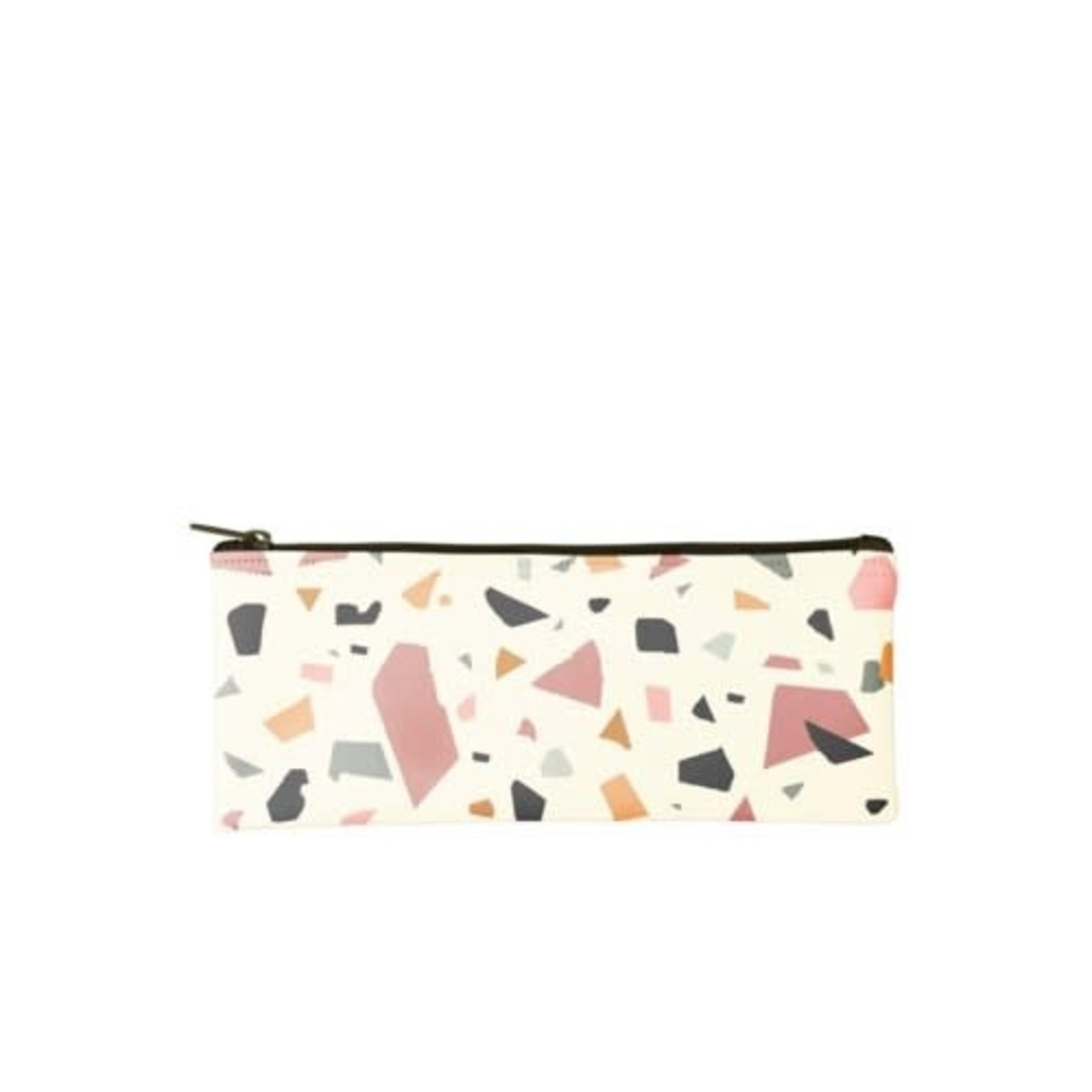 Talking out of turn Pochette TERRAZZO