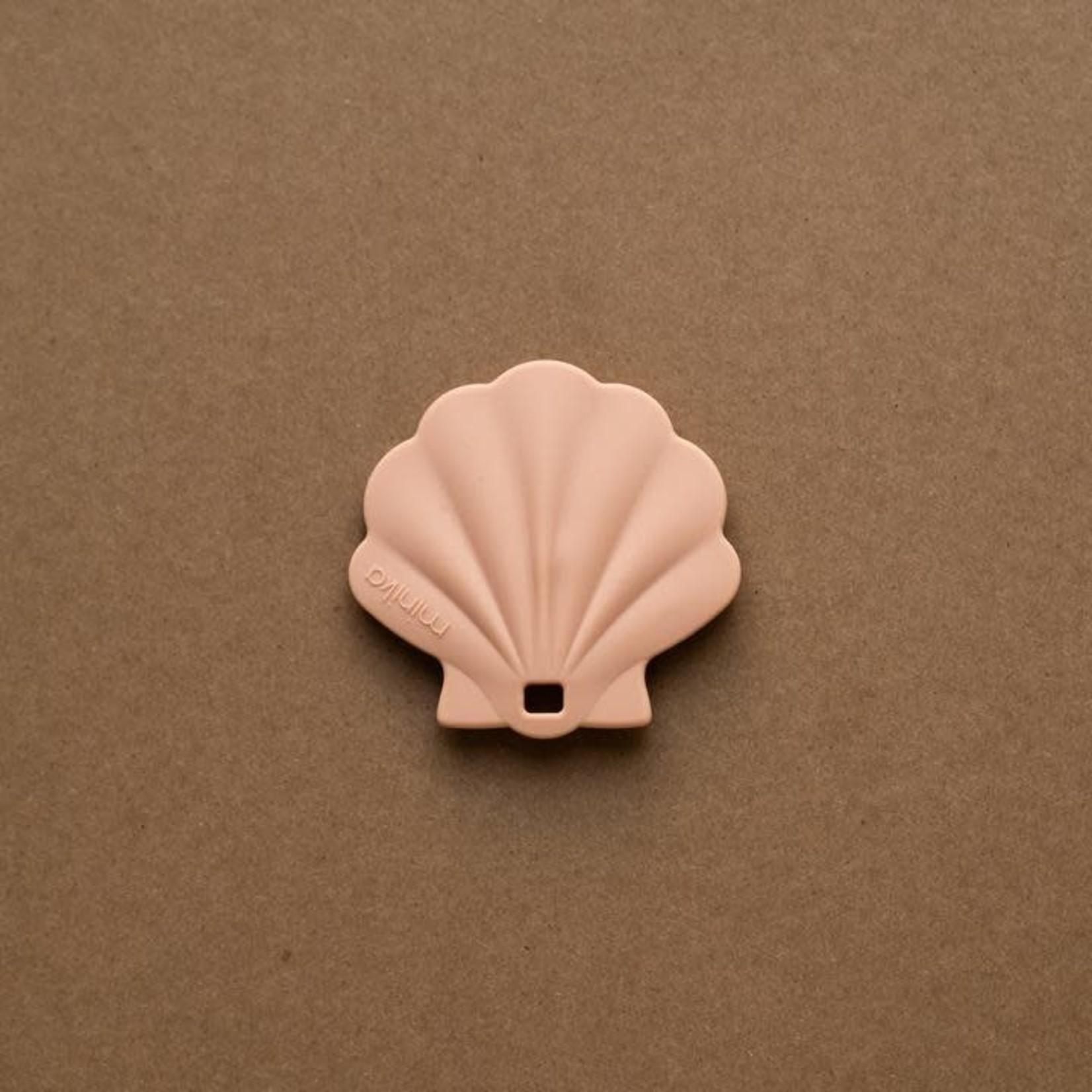 Minika Minika Coquillage de dentition blush
